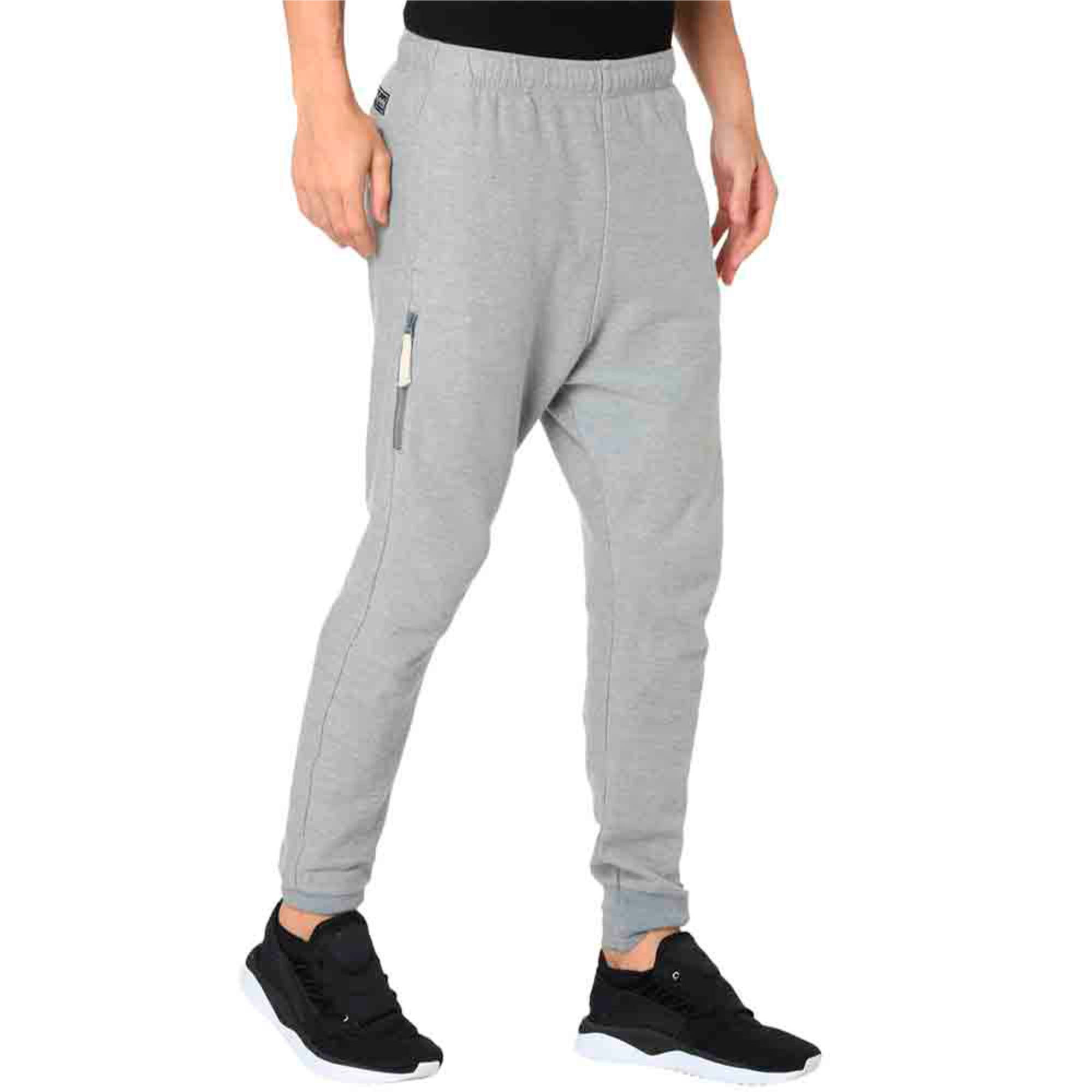 Thumbnail 2 of VK Sweat Pants Medium Gray Heather, Medium Gray Heather, medium-IND