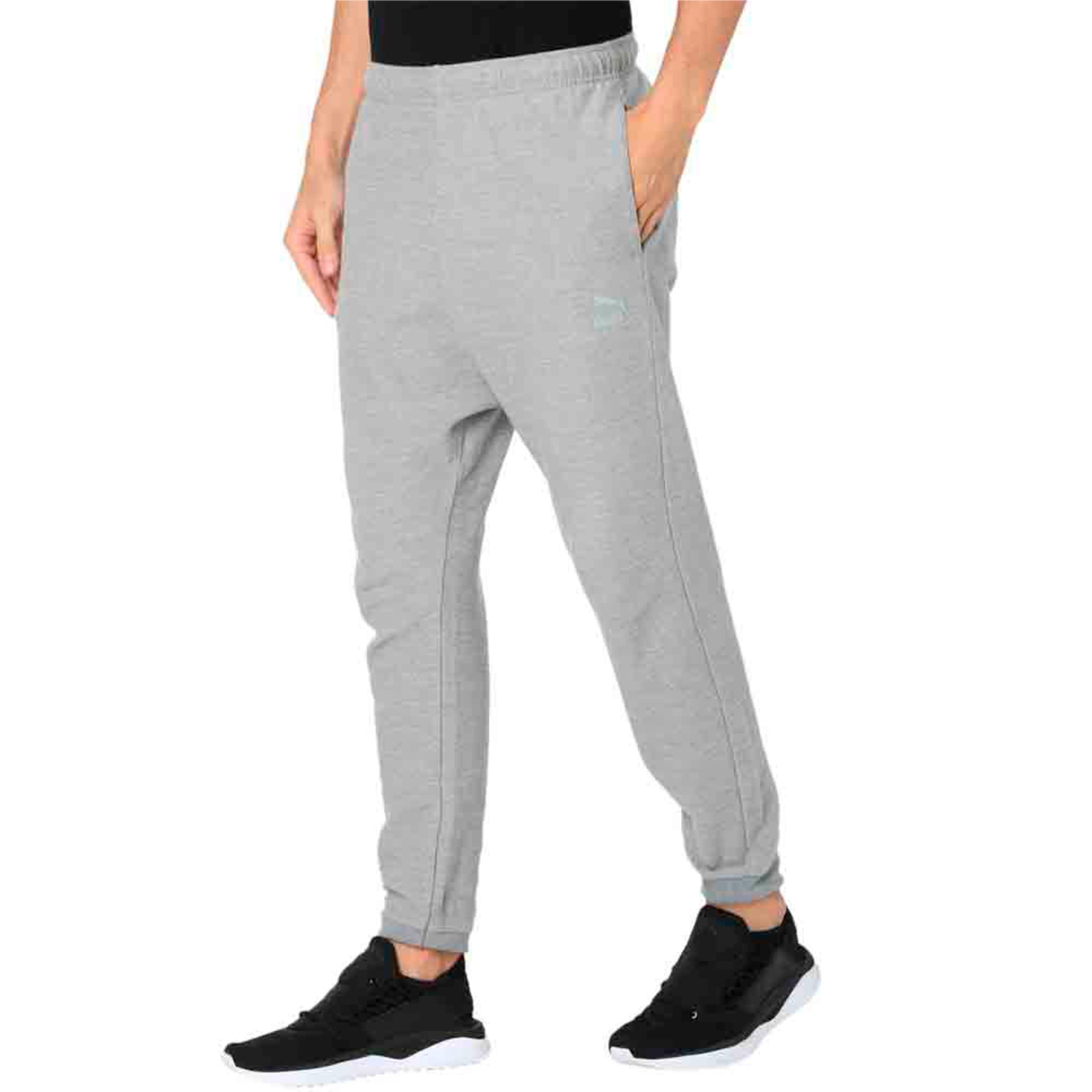 Thumbnail 3 of VK Sweat Pants Medium Gray Heather, Medium Gray Heather, medium-IND