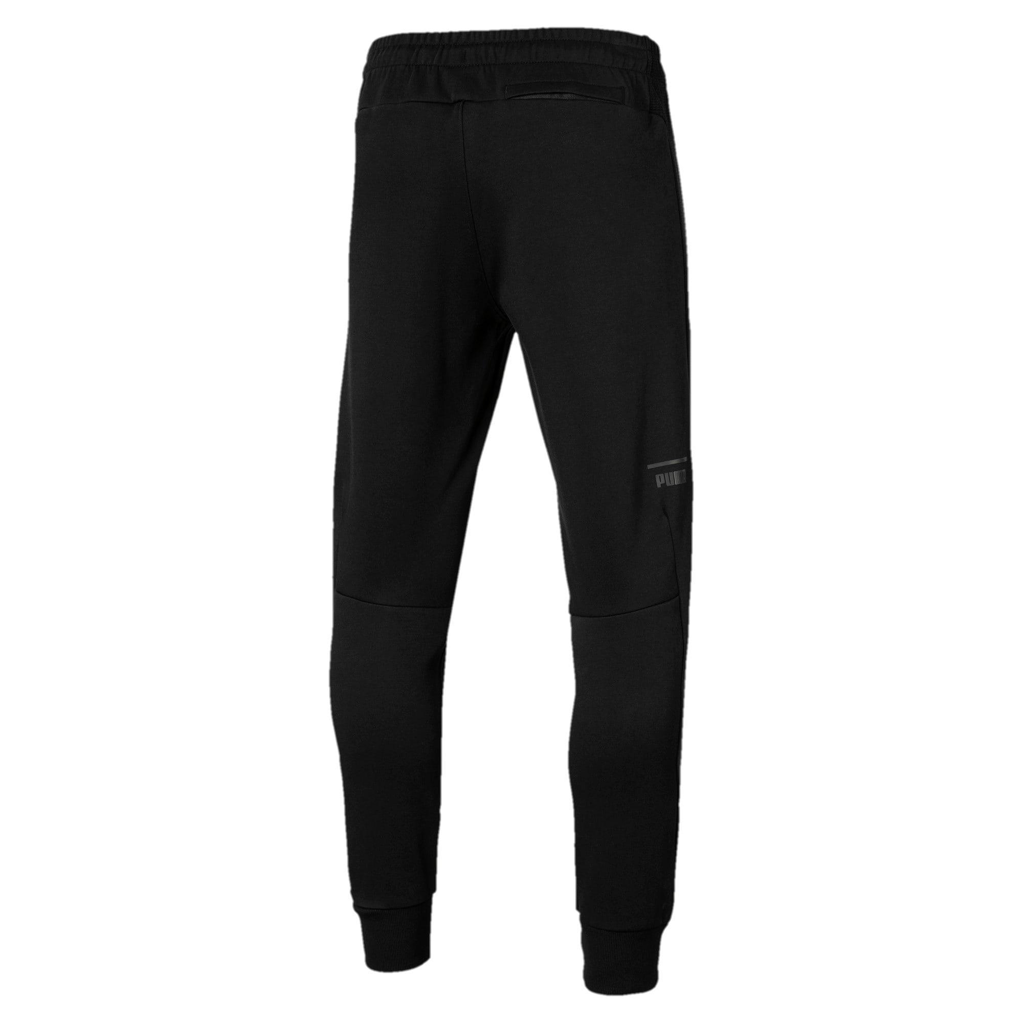 Thumbnail 5 of Pace Men's Sweatpants, Puma Black-1, medium-IND