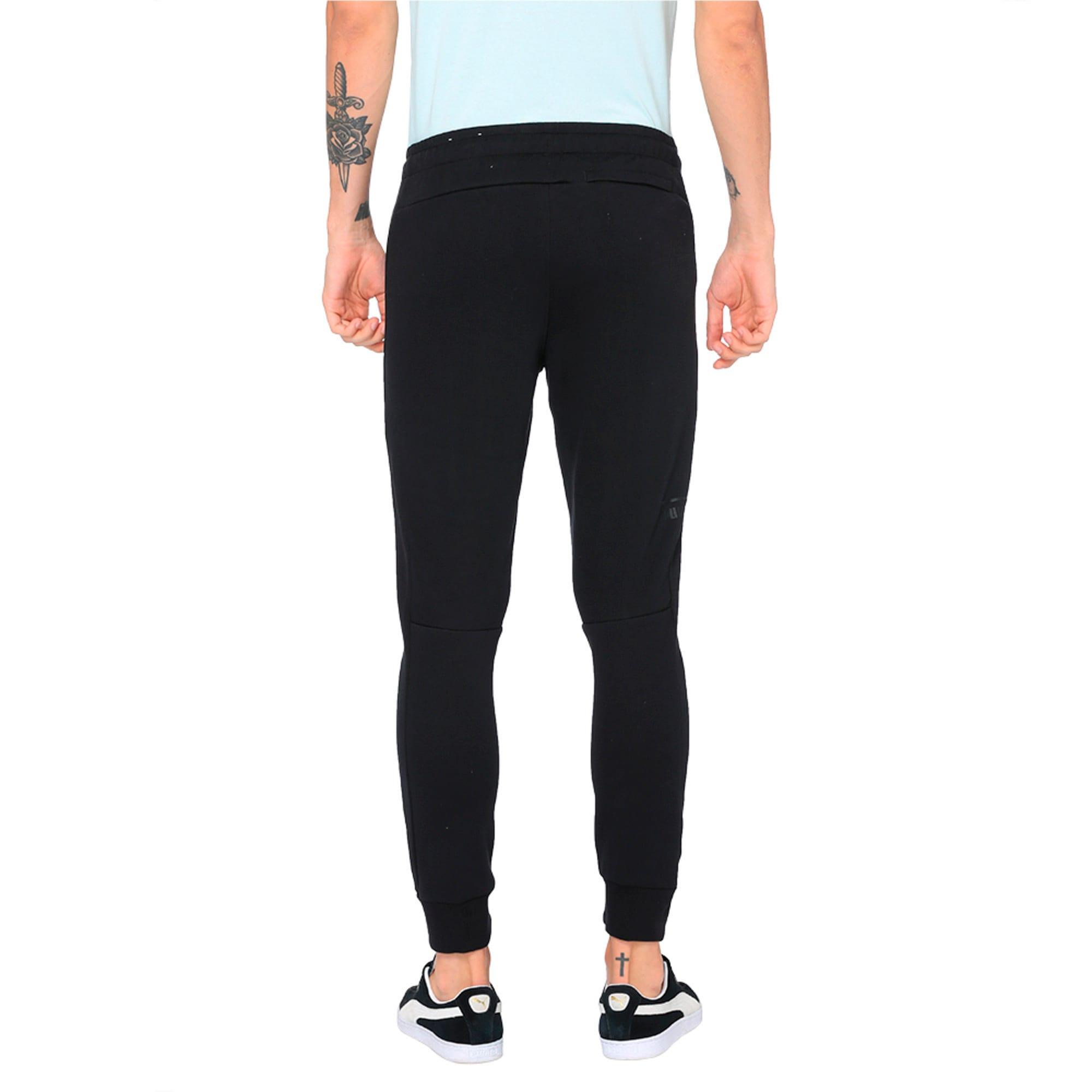 Thumbnail 2 of Pace Men's Sweatpants, Puma Black-1, medium-IND