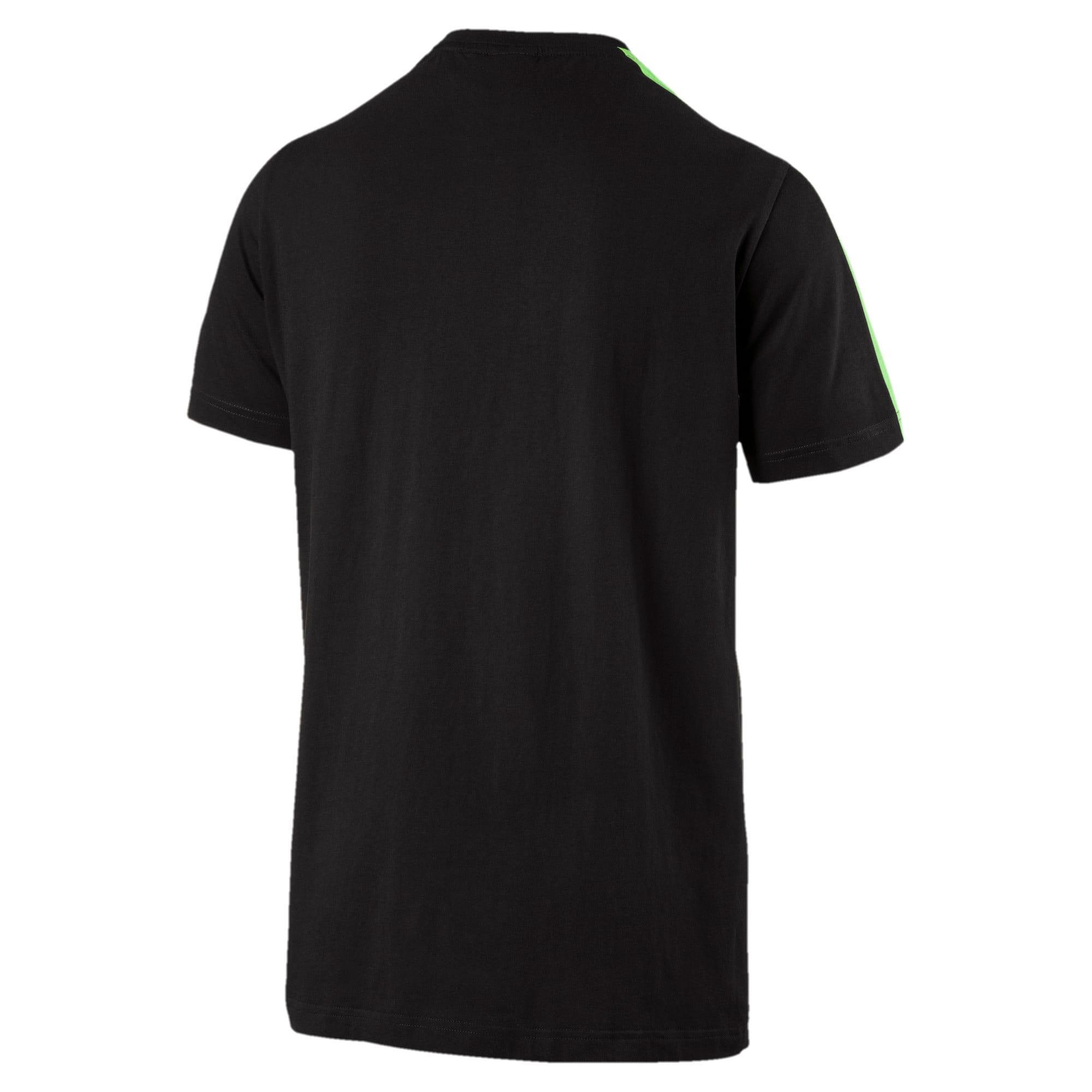 Thumbnail 2 of T7 Spezial Men's T-Shirt, Cotton Black, medium-IND