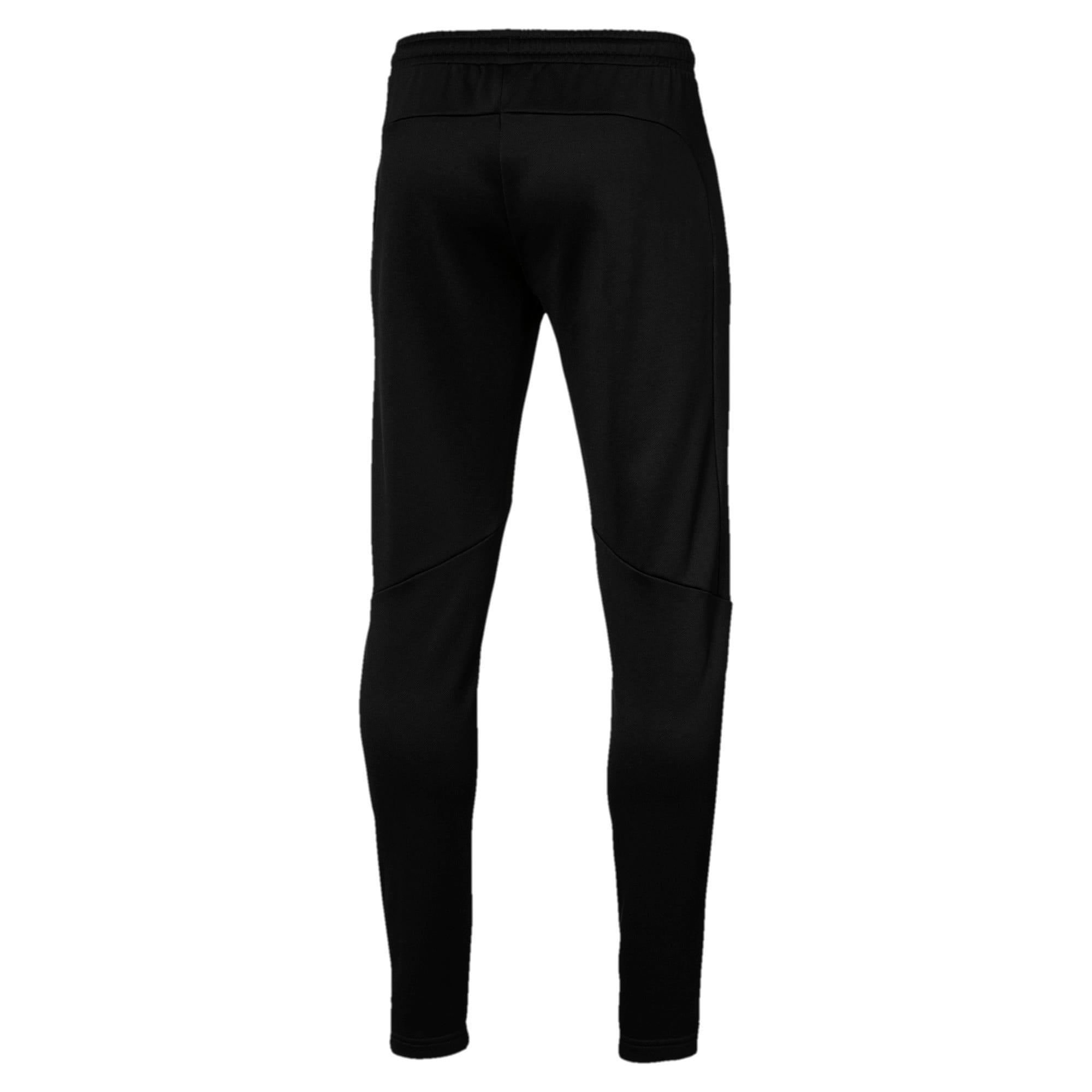 Thumbnail 5 of MERCEDES AMG PETRONAS Men's T7 Track Pants, Puma Black, medium-IND