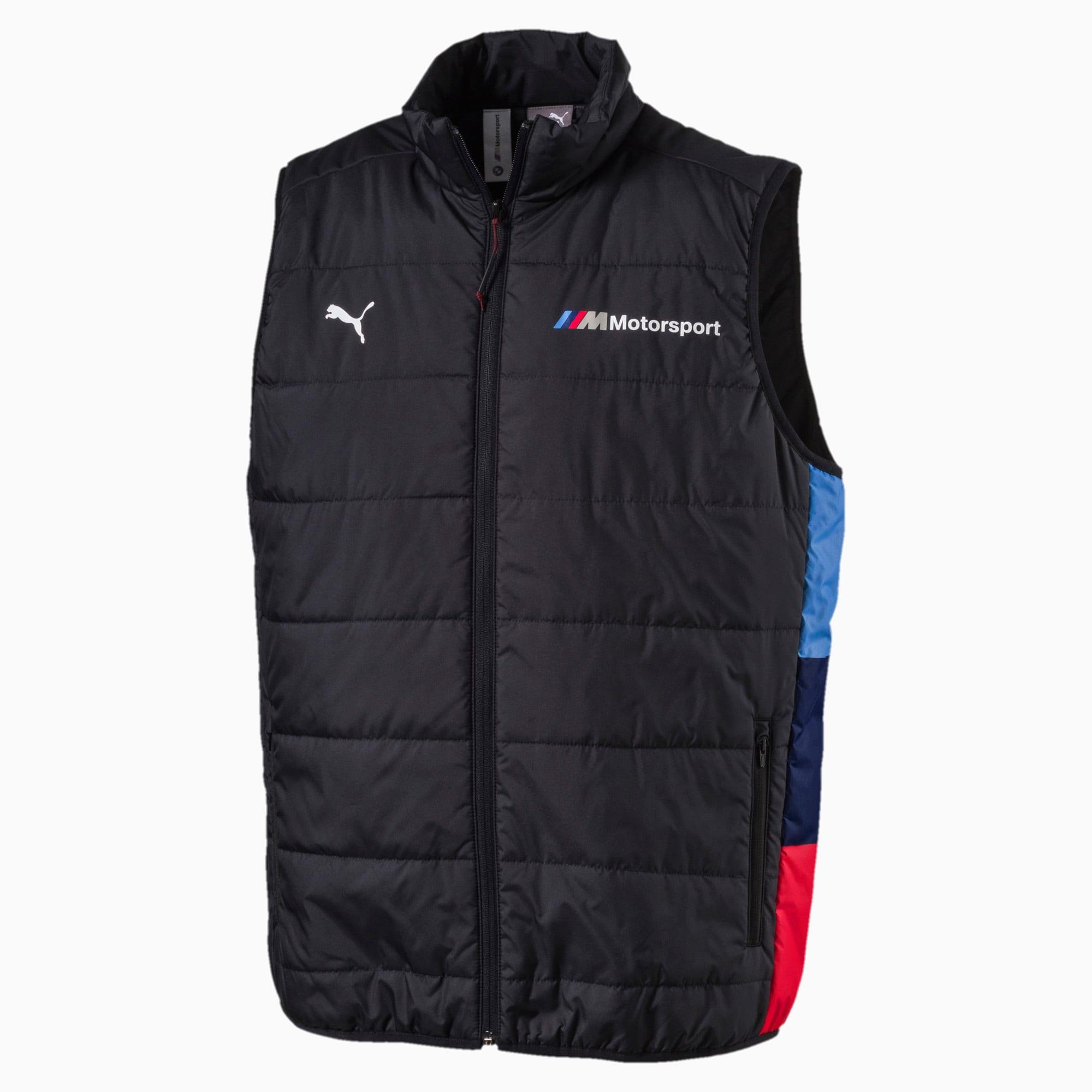 BMW M Motorsport Men's Padded Vest