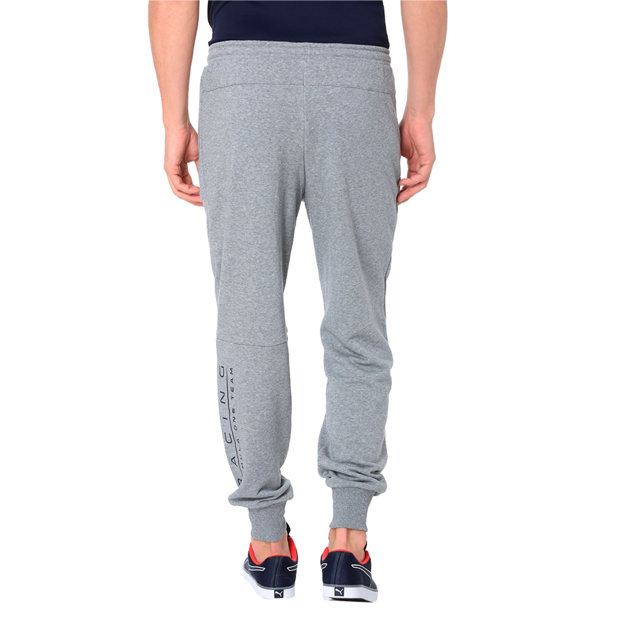 Thumbnail 2 of Red Bull Racing Men's Sweat Pants, Medium Gray Heather, medium-IND