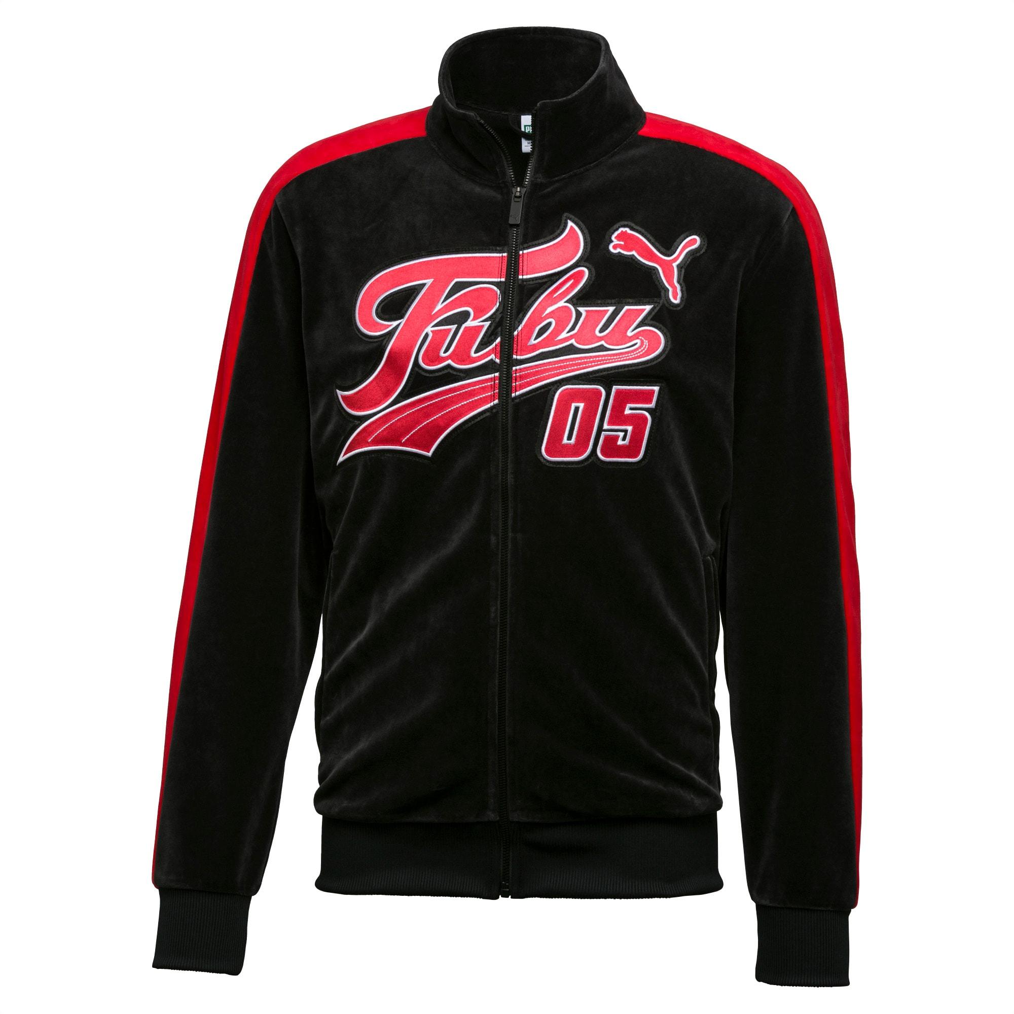 Puma x FUBU Jacket | Zwart | Sportjacks | 577091 01 | Caliroots