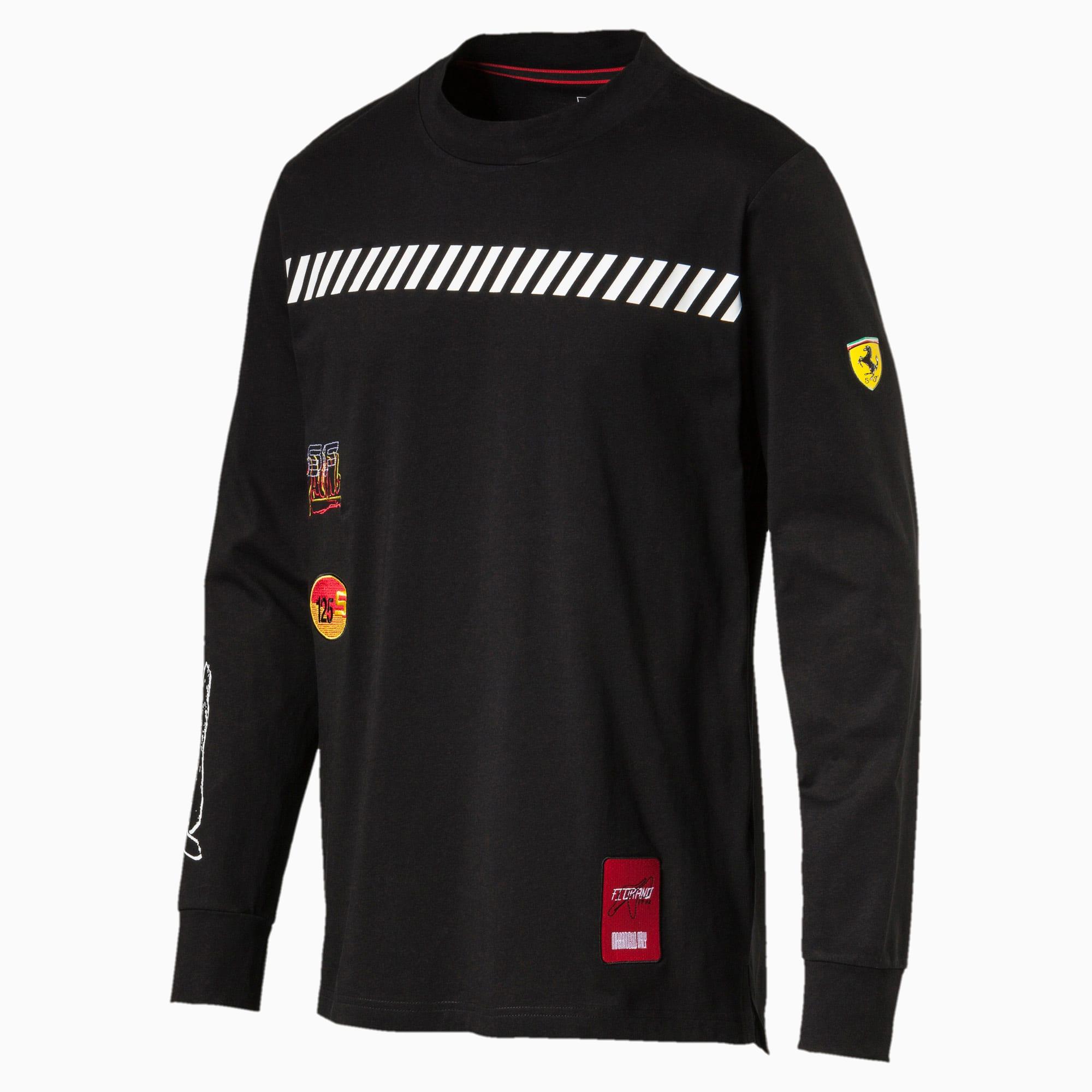 Scuderia Ferrari Street LS T-Shirt