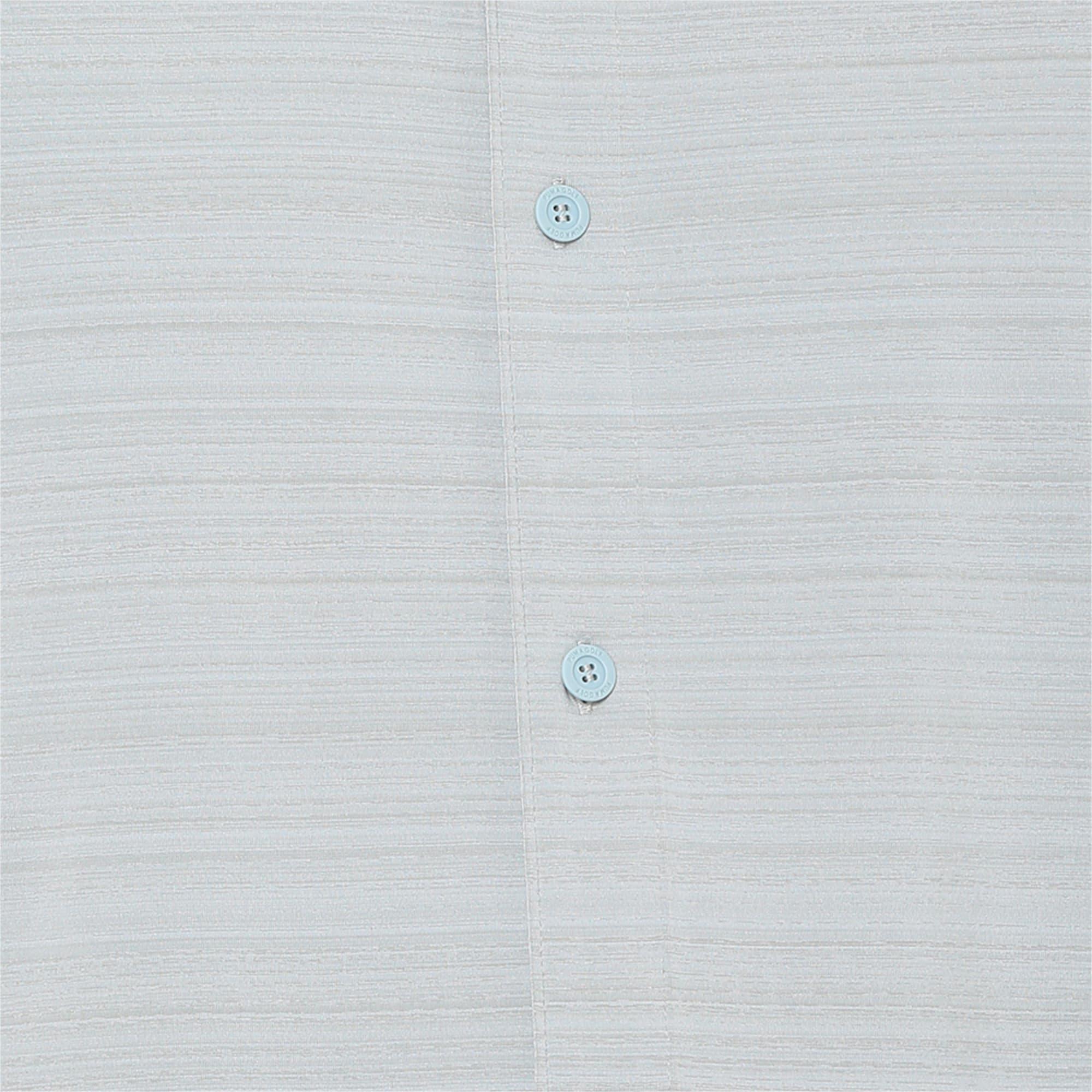 Thumbnail 6 of Breezer Short Sleeve Men's Golf Shirt, Quarry, medium-IND