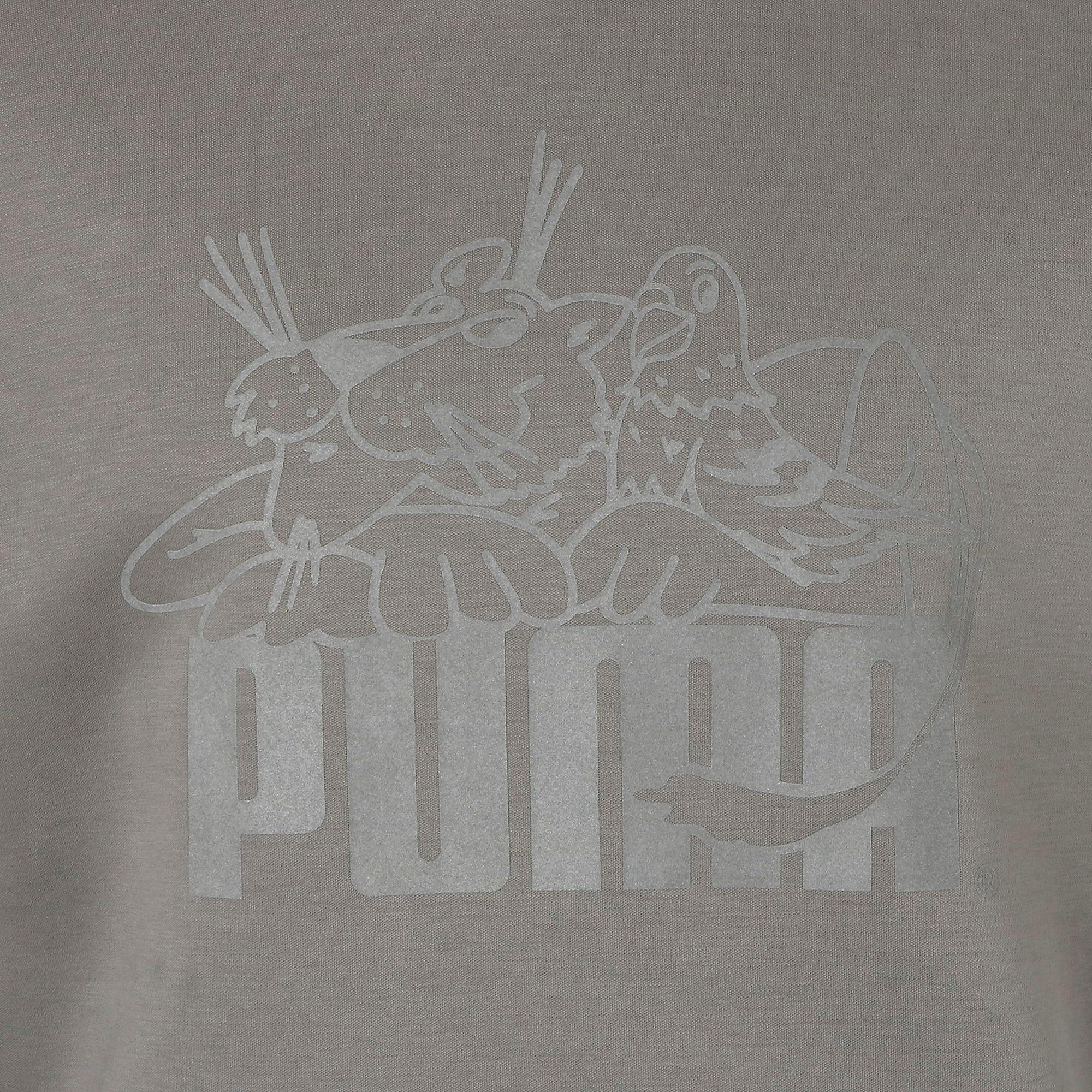 Thumbnail 3 of PUMA x STAPLE T7 HOODIE, Limestone, medium-JPN