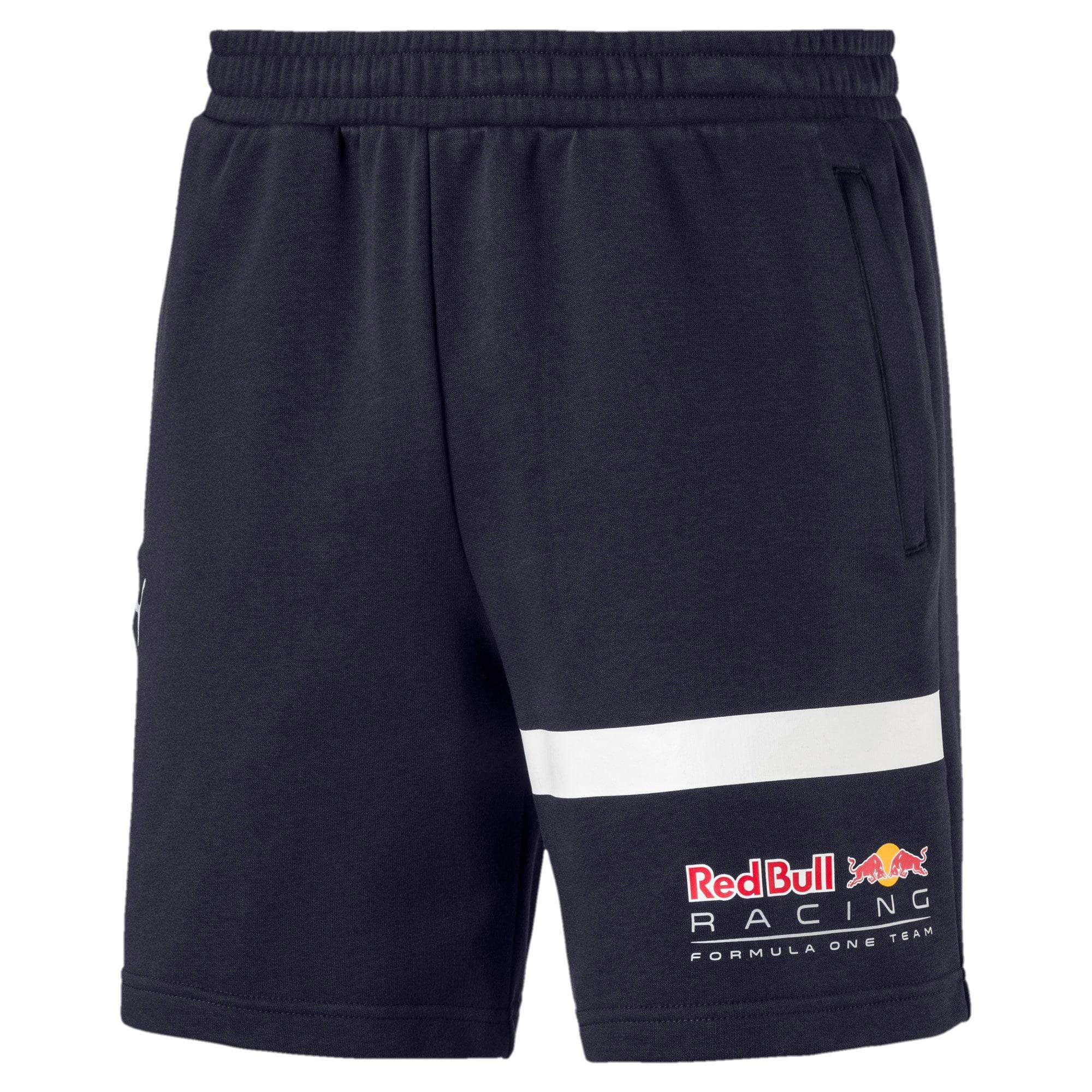 Thumbnail 3 of Red Bull Racing Logo Men's Sweat Shorts, NIGHT SKY, medium-IND