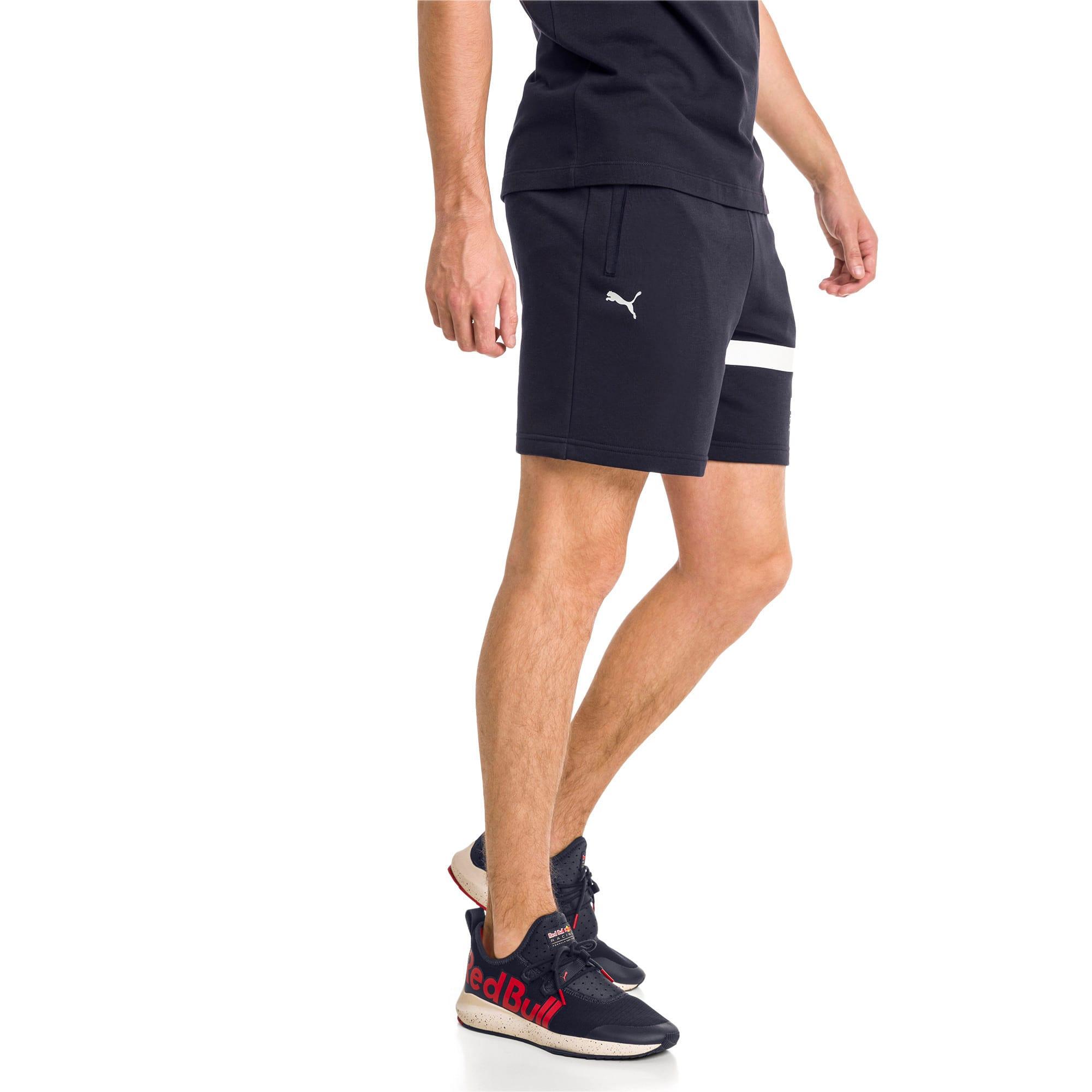 Thumbnail 1 of Red Bull Racing Logo Men's Sweat Shorts, NIGHT SKY, medium-IND