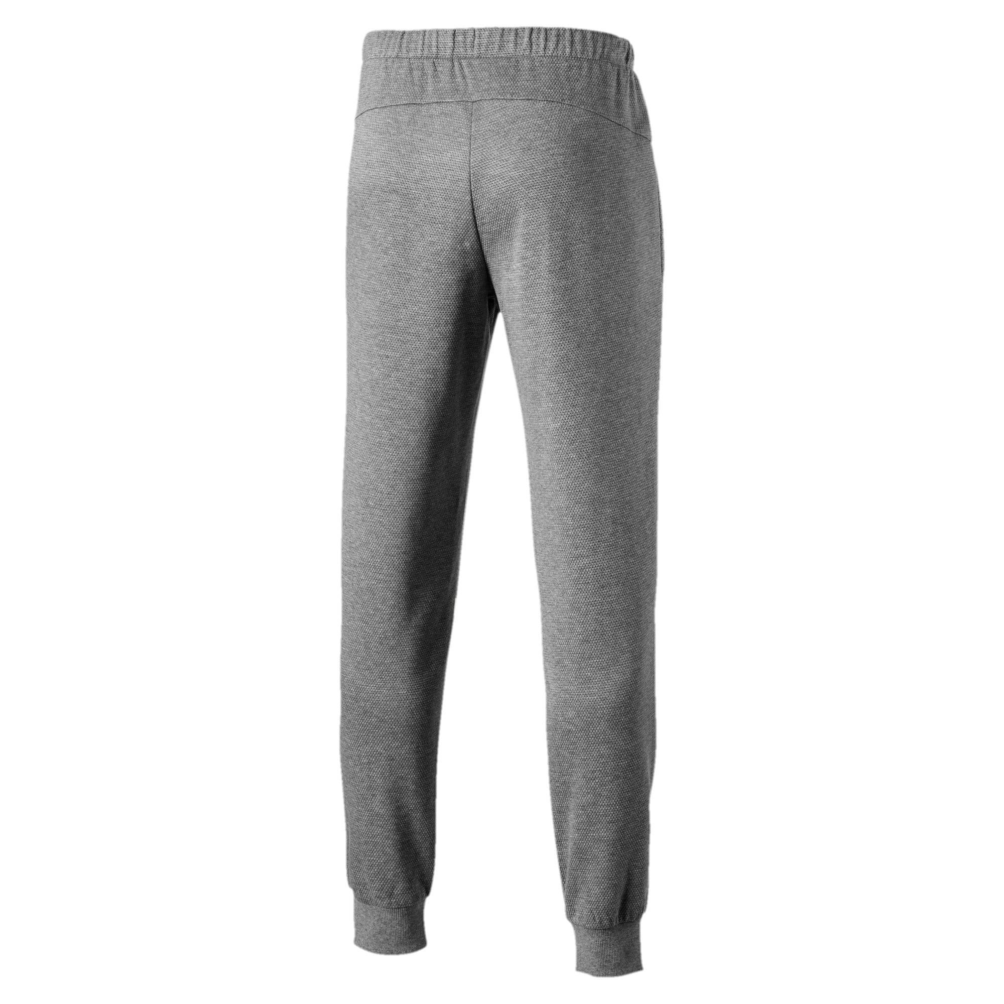 Thumbnail 5 of BMW Motorsport Knitted Men's Sweatpants, Medium Gray Heather, medium-IND