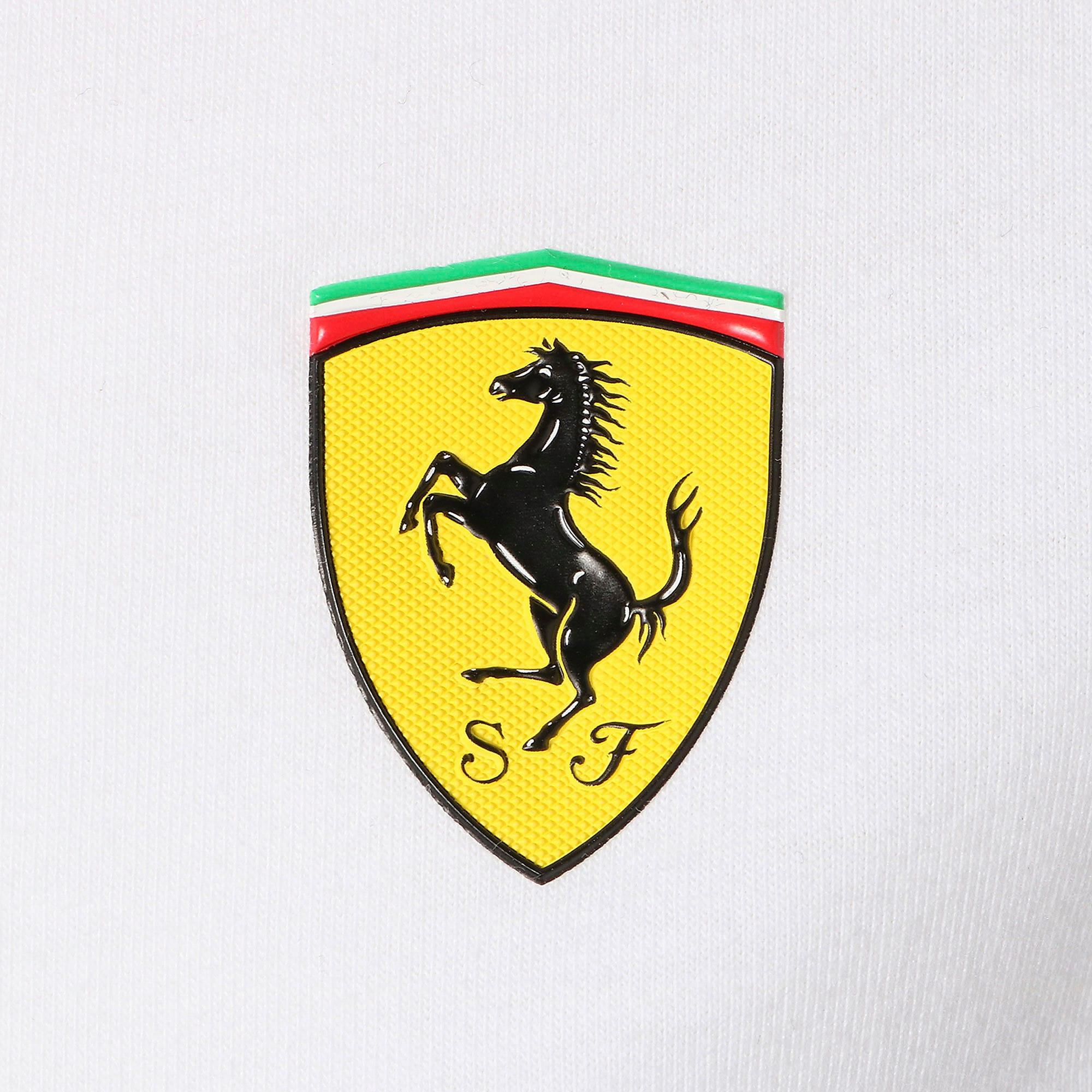 Thumbnail 6 of フェラーリ T7 Tシャツ, Puma White, medium-JPN
