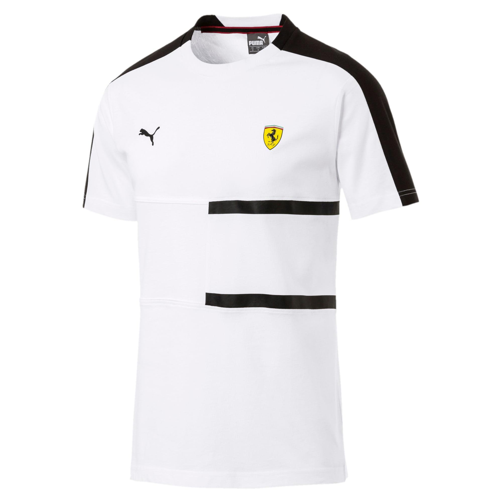 Thumbnail 1 of フェラーリ T7 Tシャツ, Puma White, medium-JPN