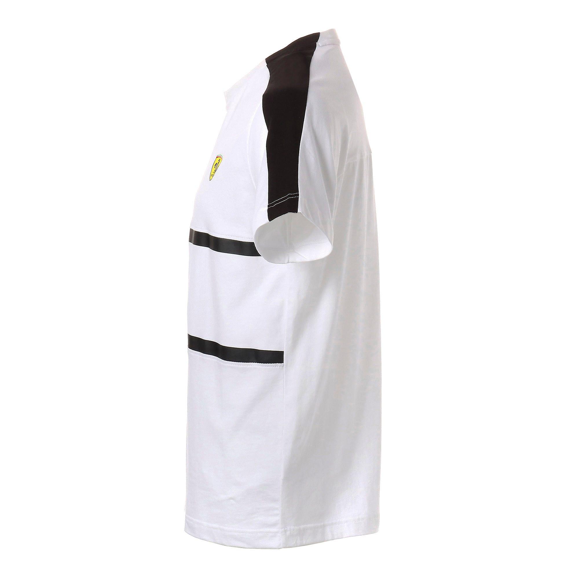 Thumbnail 7 of フェラーリ T7 Tシャツ, Puma White, medium-JPN