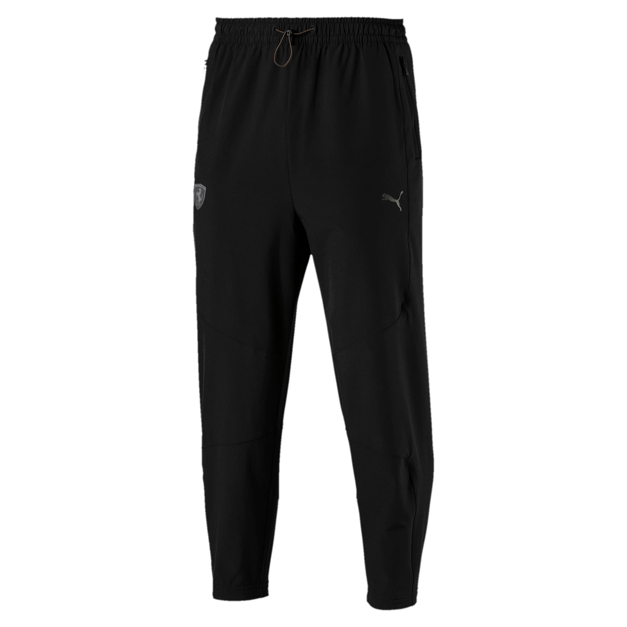 Thumbnail 4 of Scuderia Ferrari Life Men's Sweatpants, Puma Black, medium
