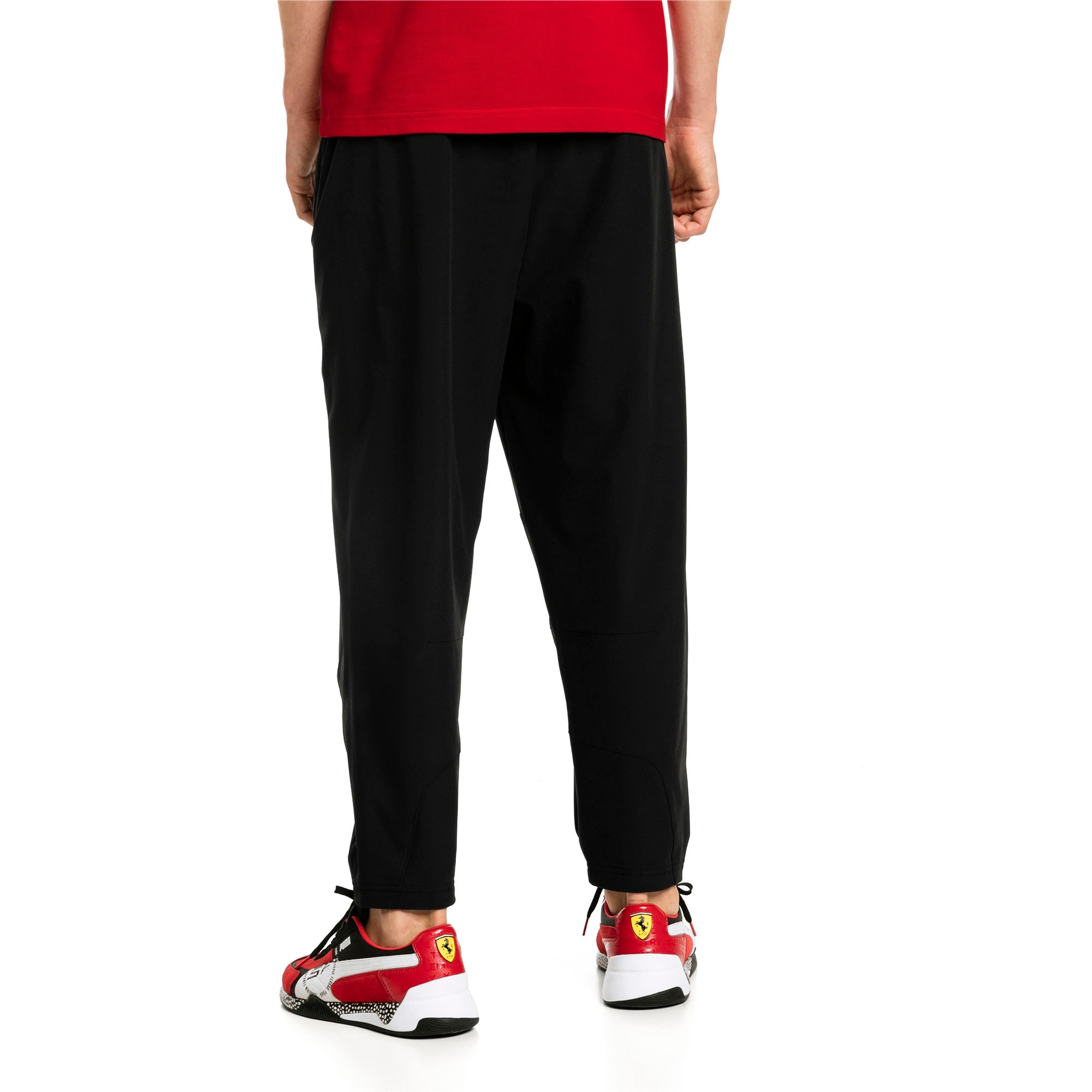 Thumbnail 2 of Scuderia Ferrari Life Men's Sweatpants, Puma Black, medium