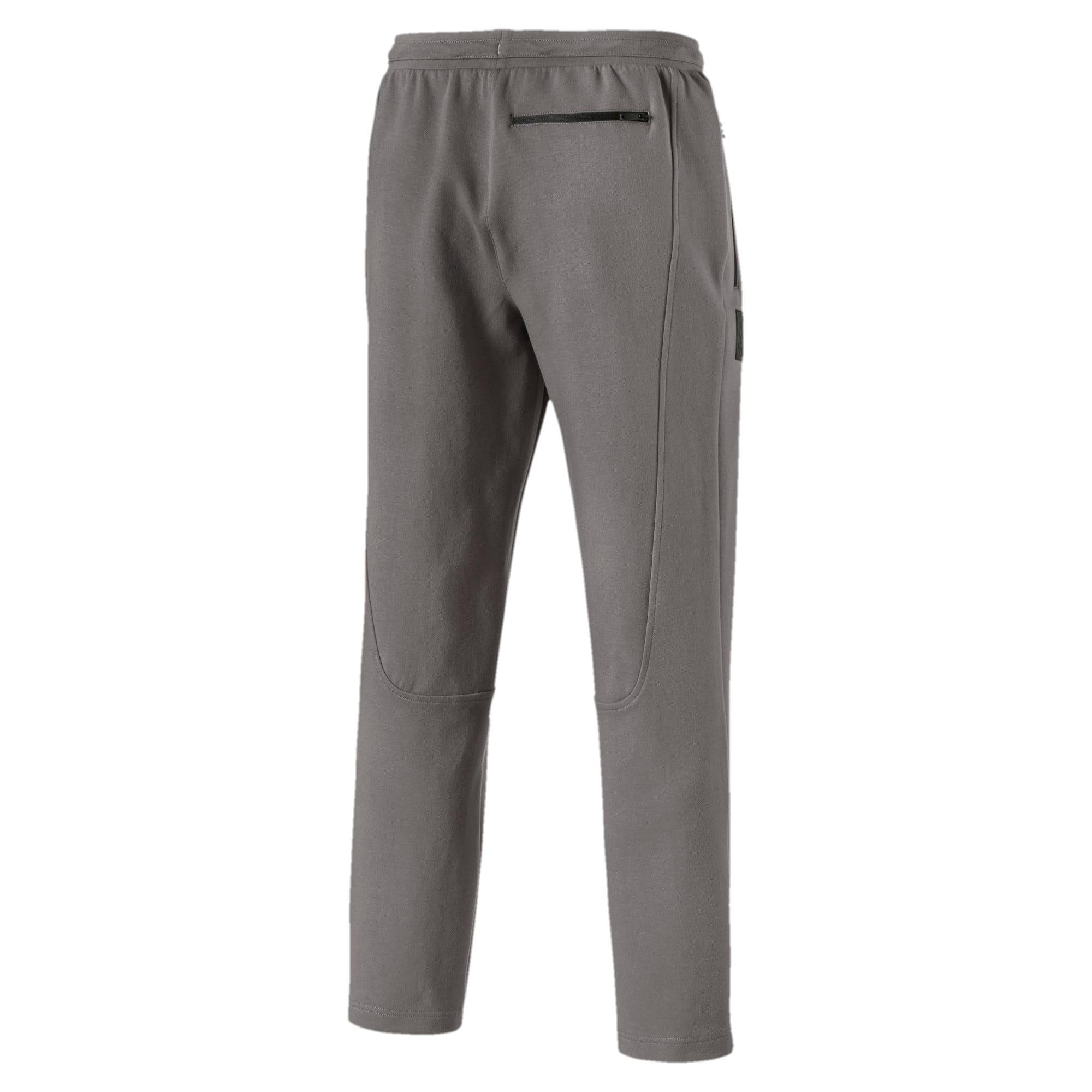Thumbnail 3 of Ferrari OC Men's Sweat Pants, Charcoal Gray, medium-IND