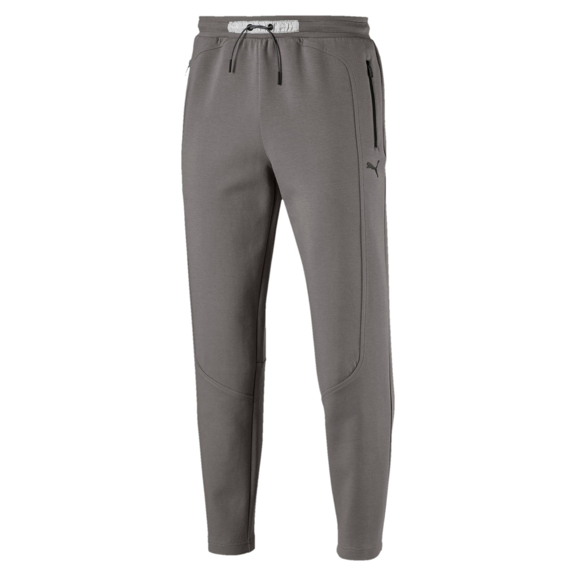 Thumbnail 2 of Ferrari OC Men's Sweat Pants, Charcoal Gray, medium-IND