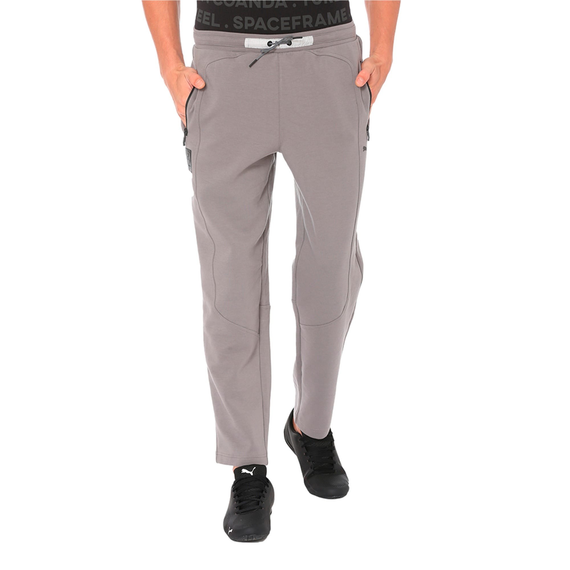 Thumbnail 1 of Ferrari OC Men's Sweat Pants, Charcoal Gray, medium-IND