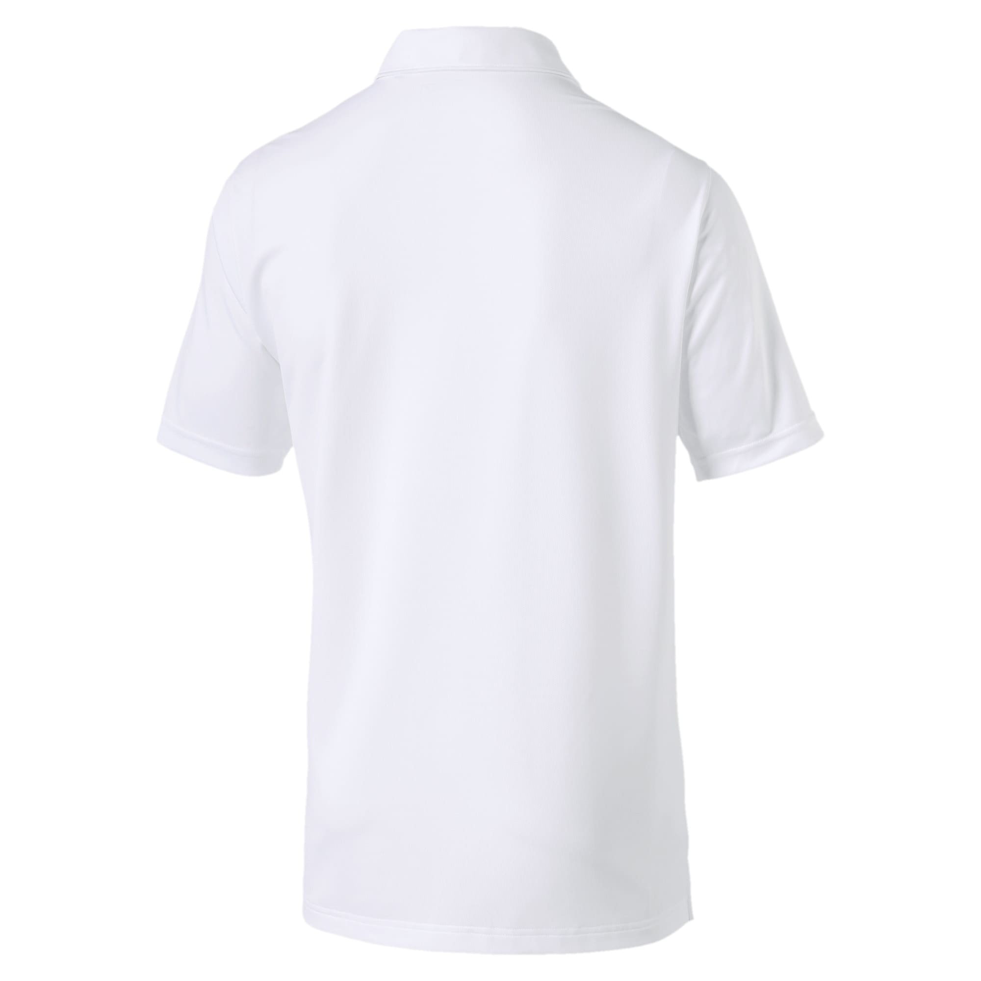 Thumbnail 5 of Polo de golf Rotation pour homme, Bright White, medium