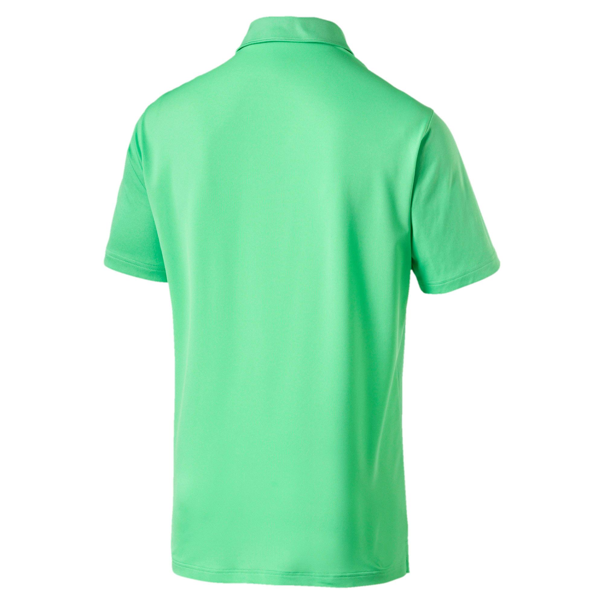 Thumbnail 5 of Rotation Men's Golf Polo, Irish Green, medium