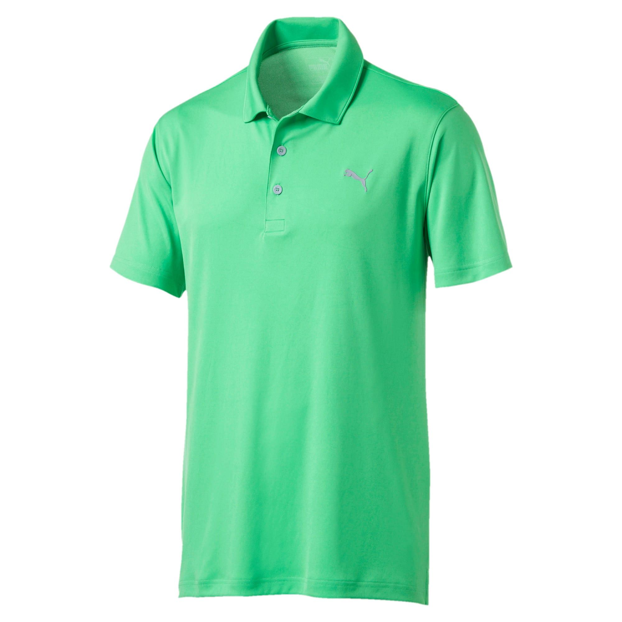 Thumbnail 4 of Rotation Golf poloshirt voor heren, Irish Green, medium