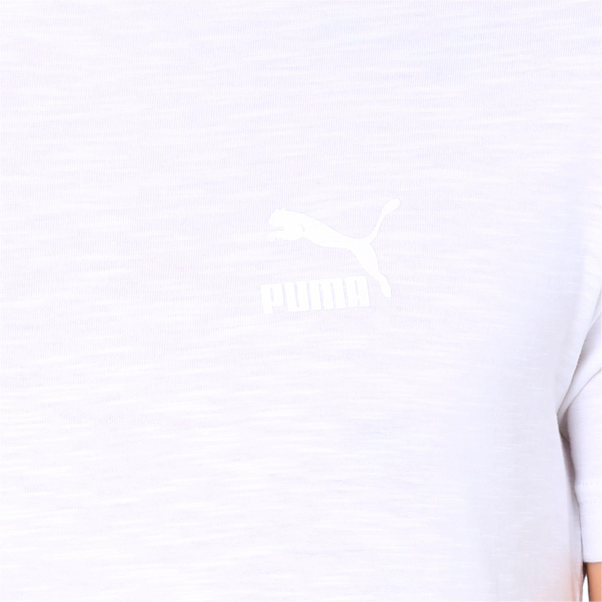 Thumbnail 3 of VK Stylised Tee Puma White, Puma White, medium-IND