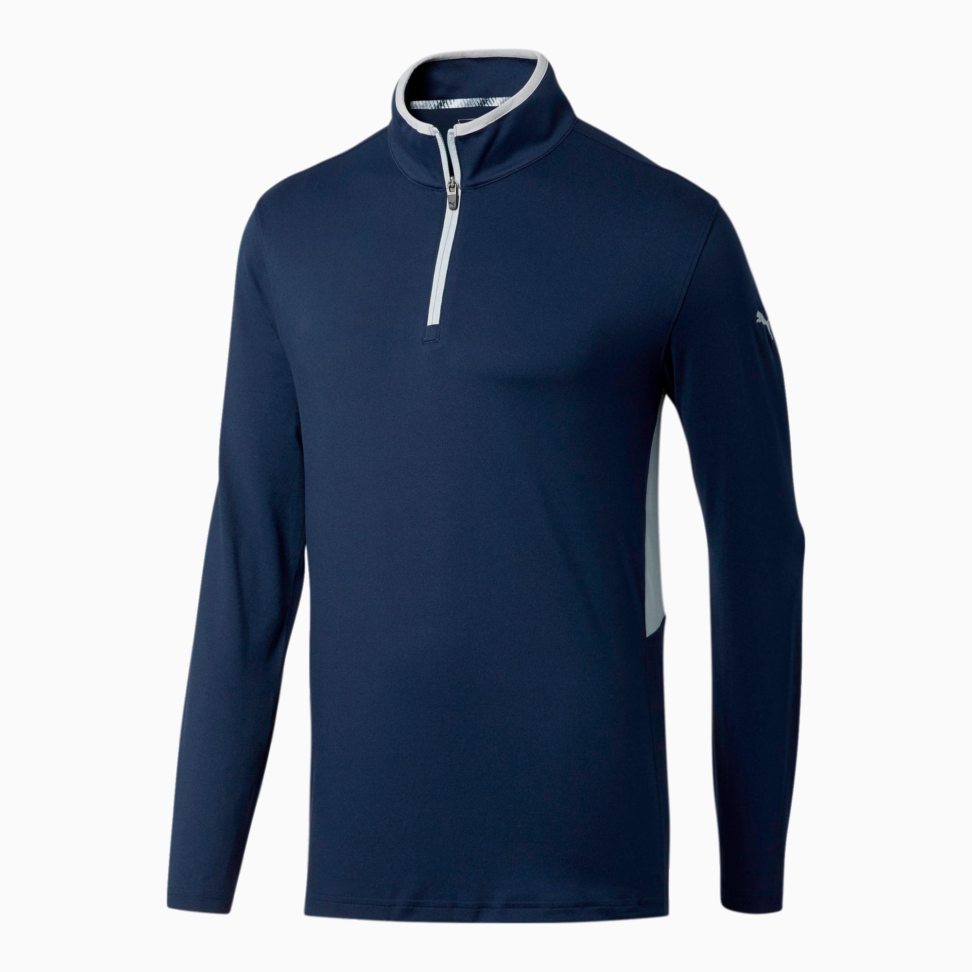 Puma Men's Active ¼ Zip Pullover