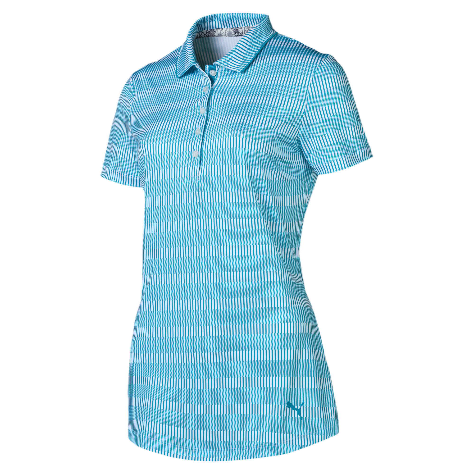 Thumbnail 1 of Forward Tees Women's Golf Polo, Caribbean Sea, medium
