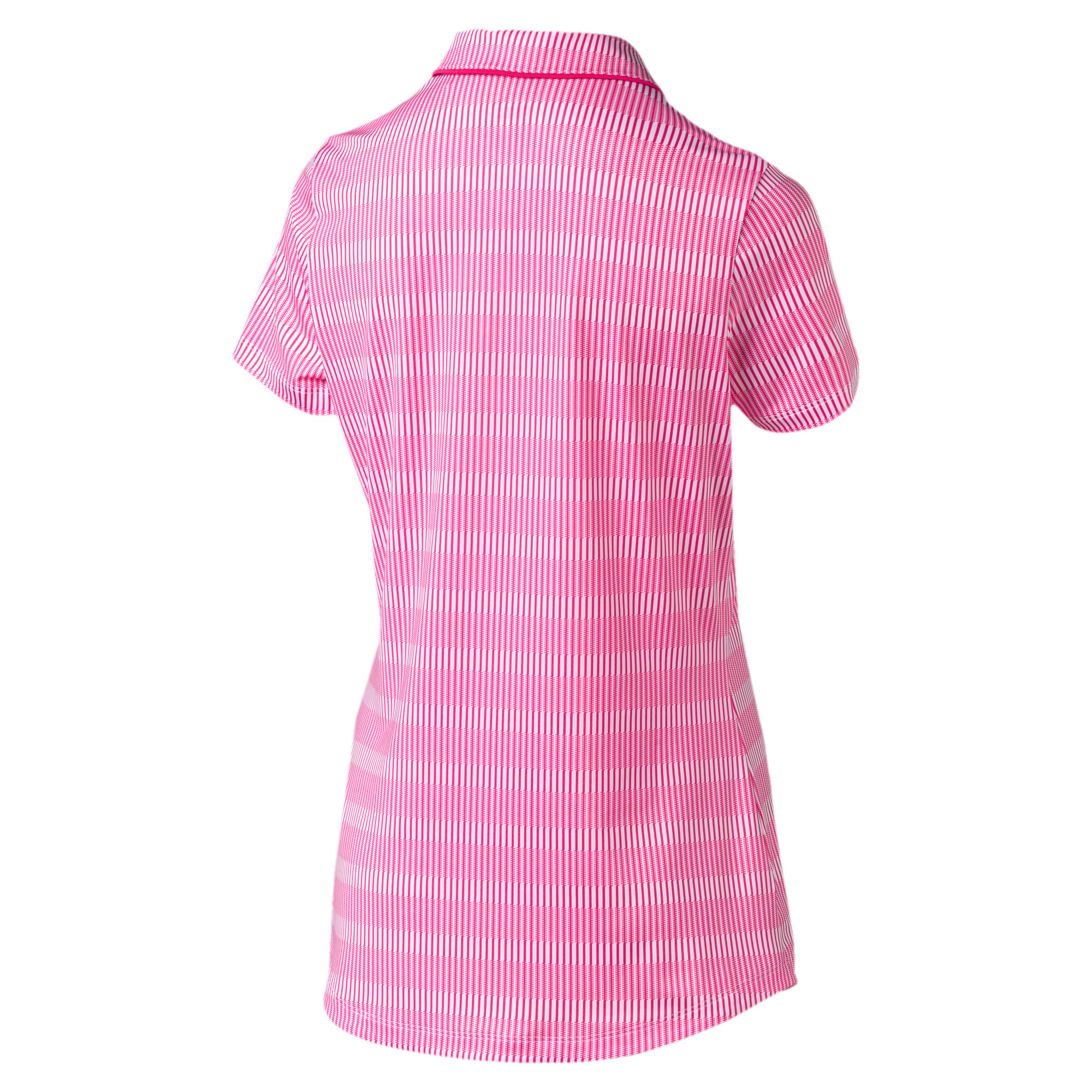 Thumbnail 2 of Forward Tees Women's Golf Polo, Fuchsia Purple, medium