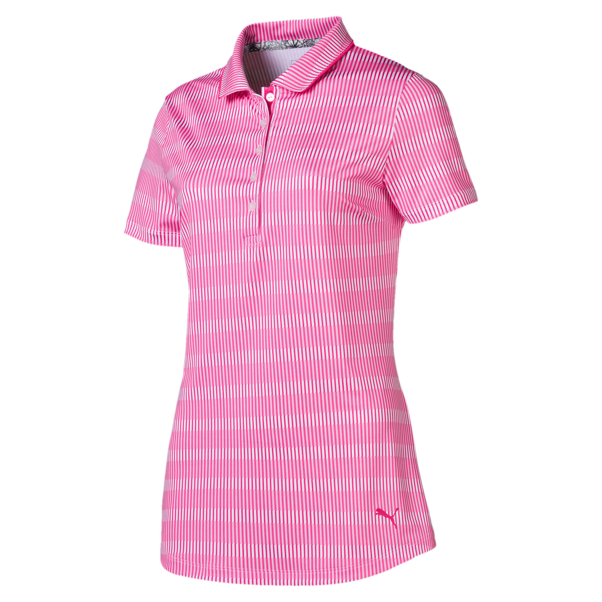 Thumbnail 1 of Forward Tees Women's Golf Polo, Fuchsia Purple, medium