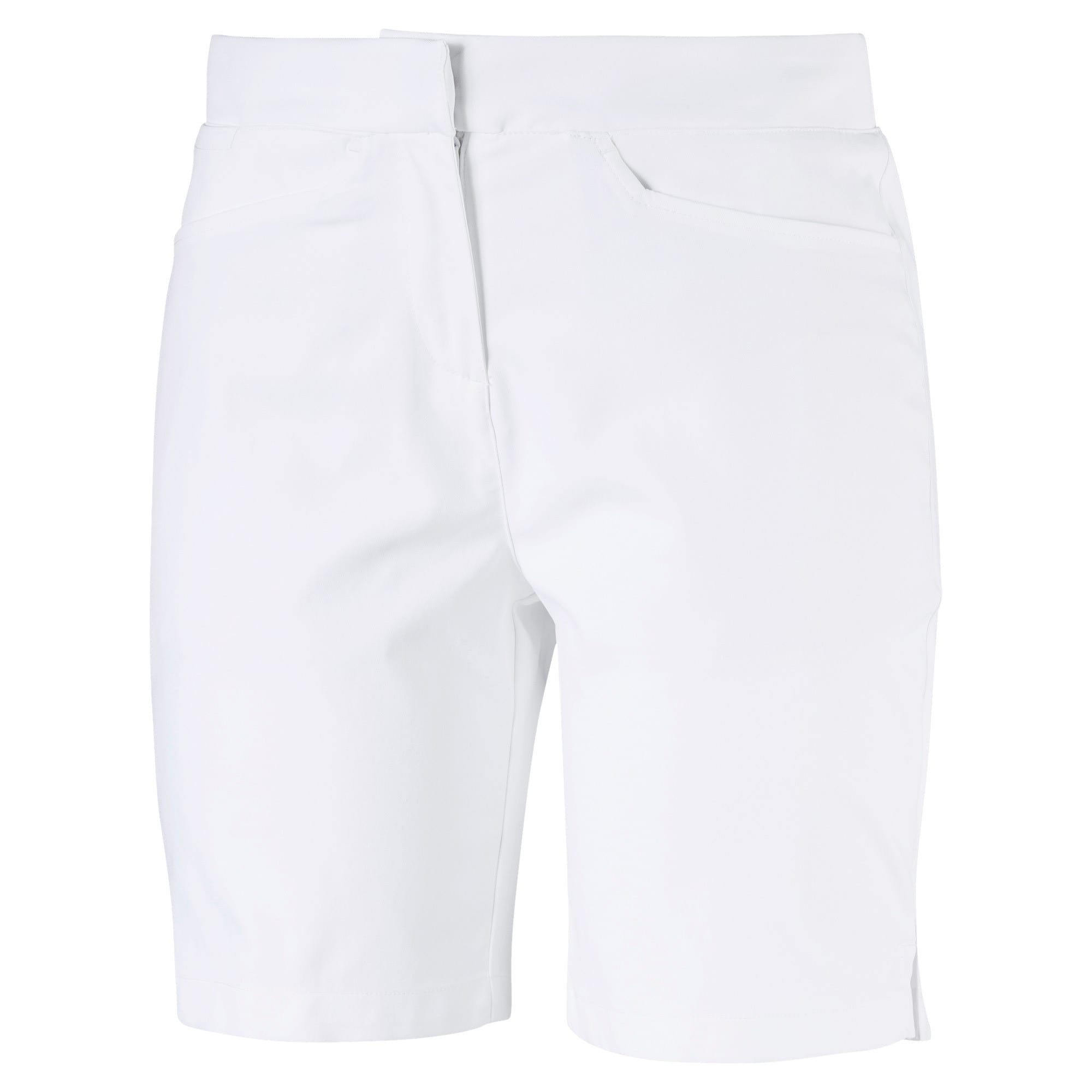 Thumbnail 4 of Pounce Women's Golf Bermudas, Bright White, medium