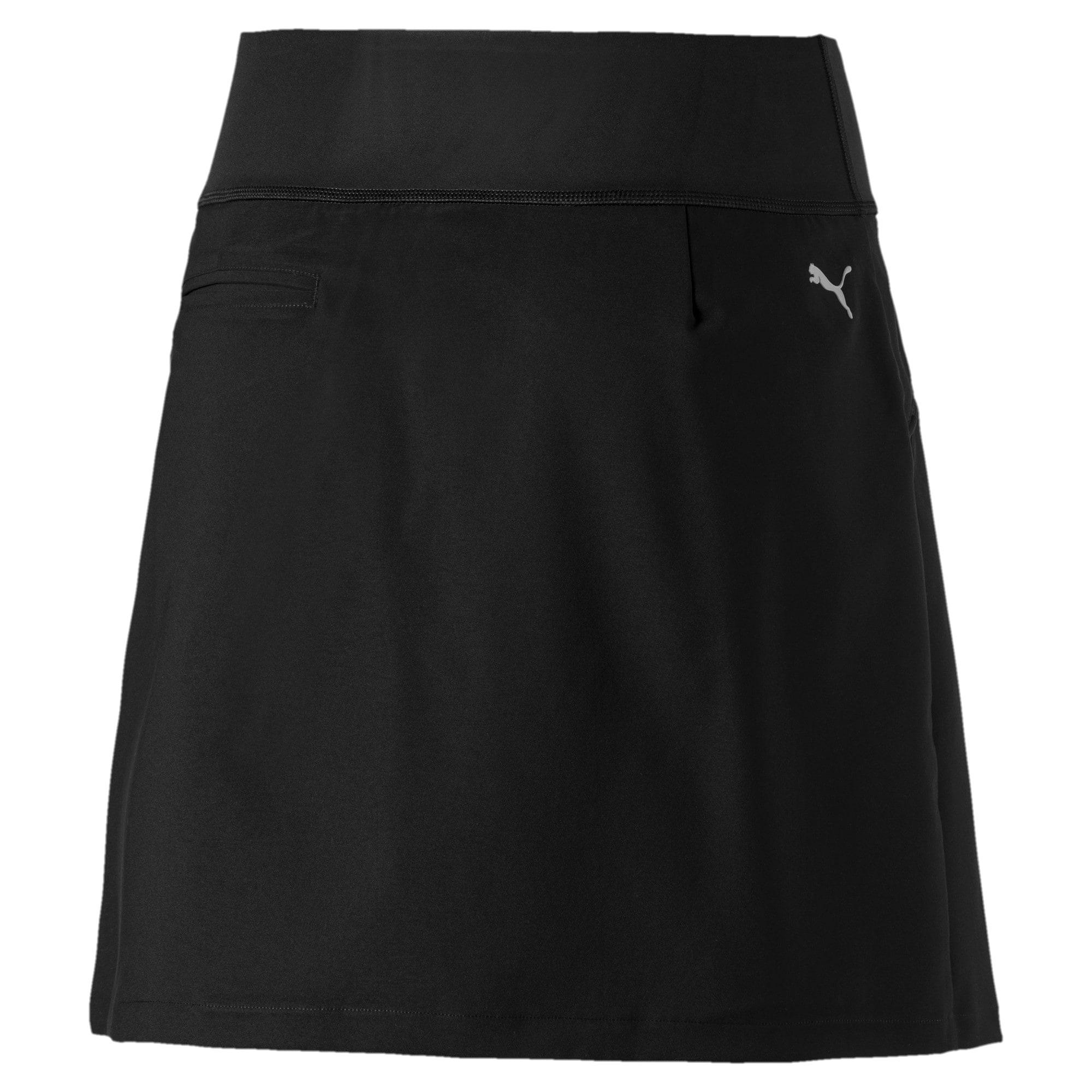 Thumbnail 2 of PWRSHAPE 18 Inch Women's Golf Skirt, Puma Black, medium