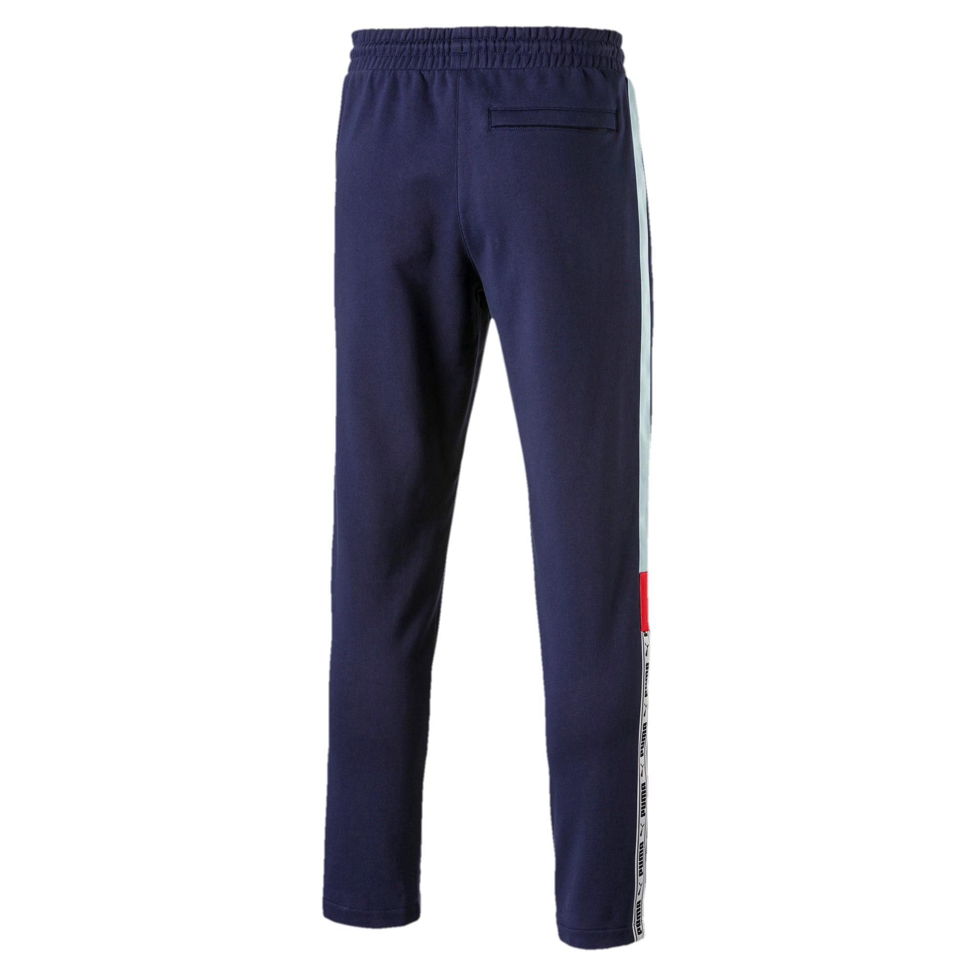 Thumbnail 5 of XTG Knitted Men's Sweatpants, Peacoat, medium-IND