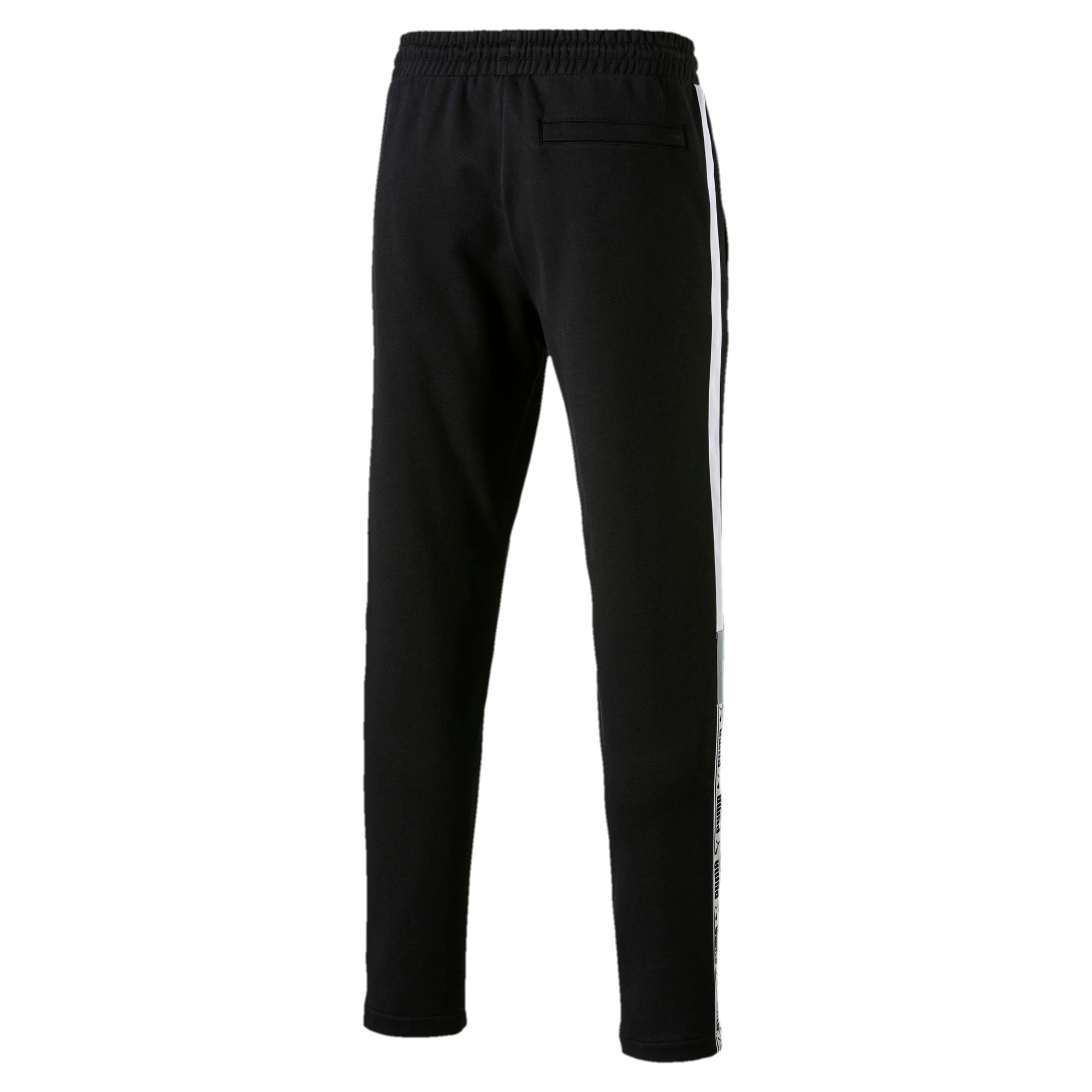 Thumbnail 2 of PUMA XTG Men's Sweatpants, Cotton Black-Puma white, medium
