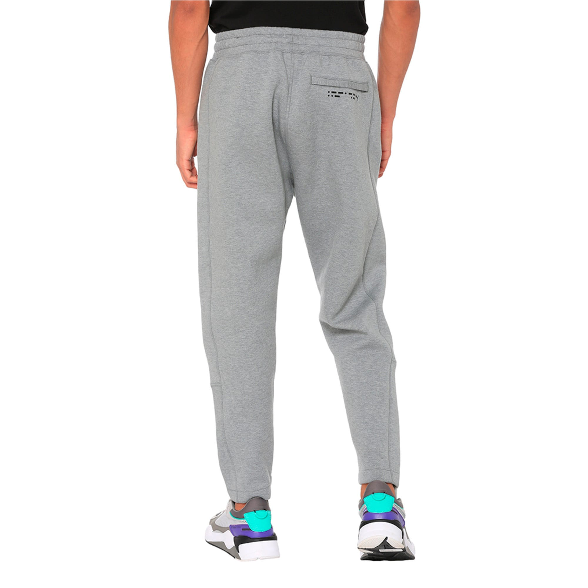 Thumbnail 3 of Epoch Knitted Men's Pants, Medium Gray Heather, medium-IND