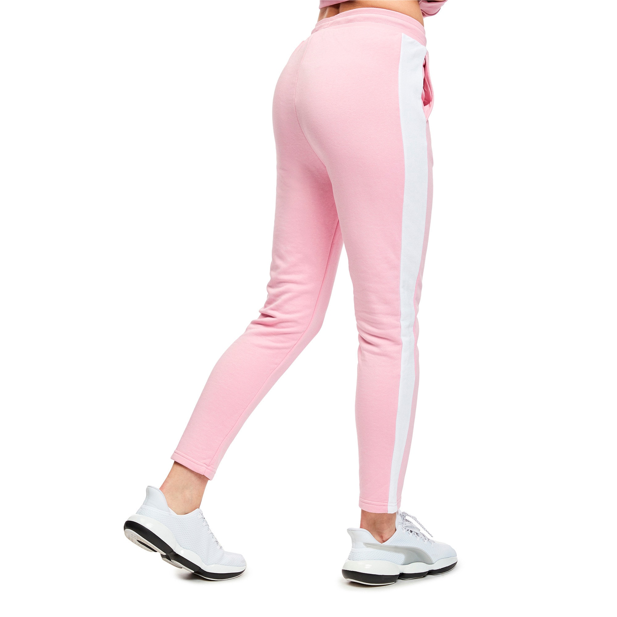 Thumbnail 3 of Classics T7 Women's Track Pants, Pale Pink, medium-IND
