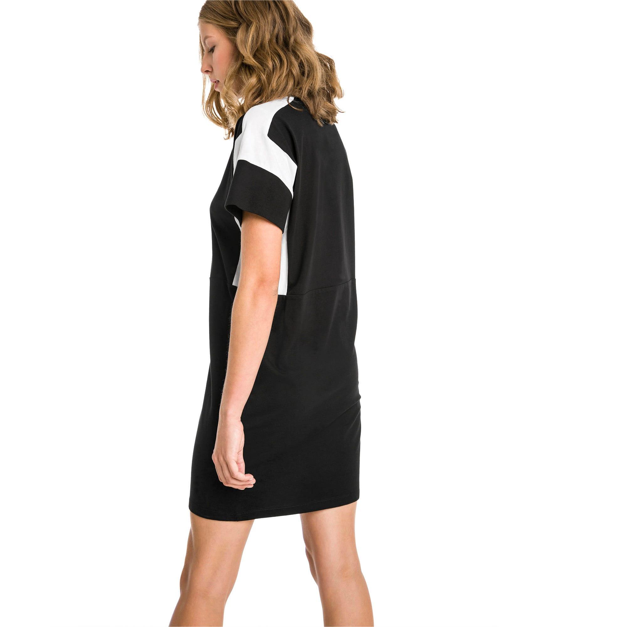 Thumbnail 3 of Chase Women's Dress, Cotton Black, medium