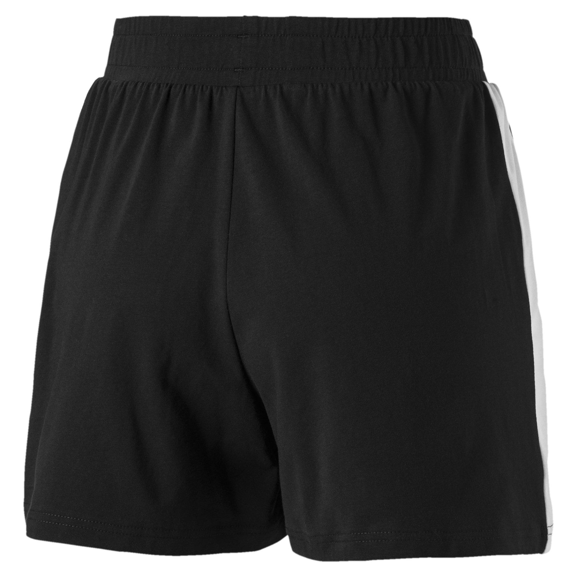 Thumbnail 4 of Classics T7 Knitted Women's Shorts, Cotton Black, medium