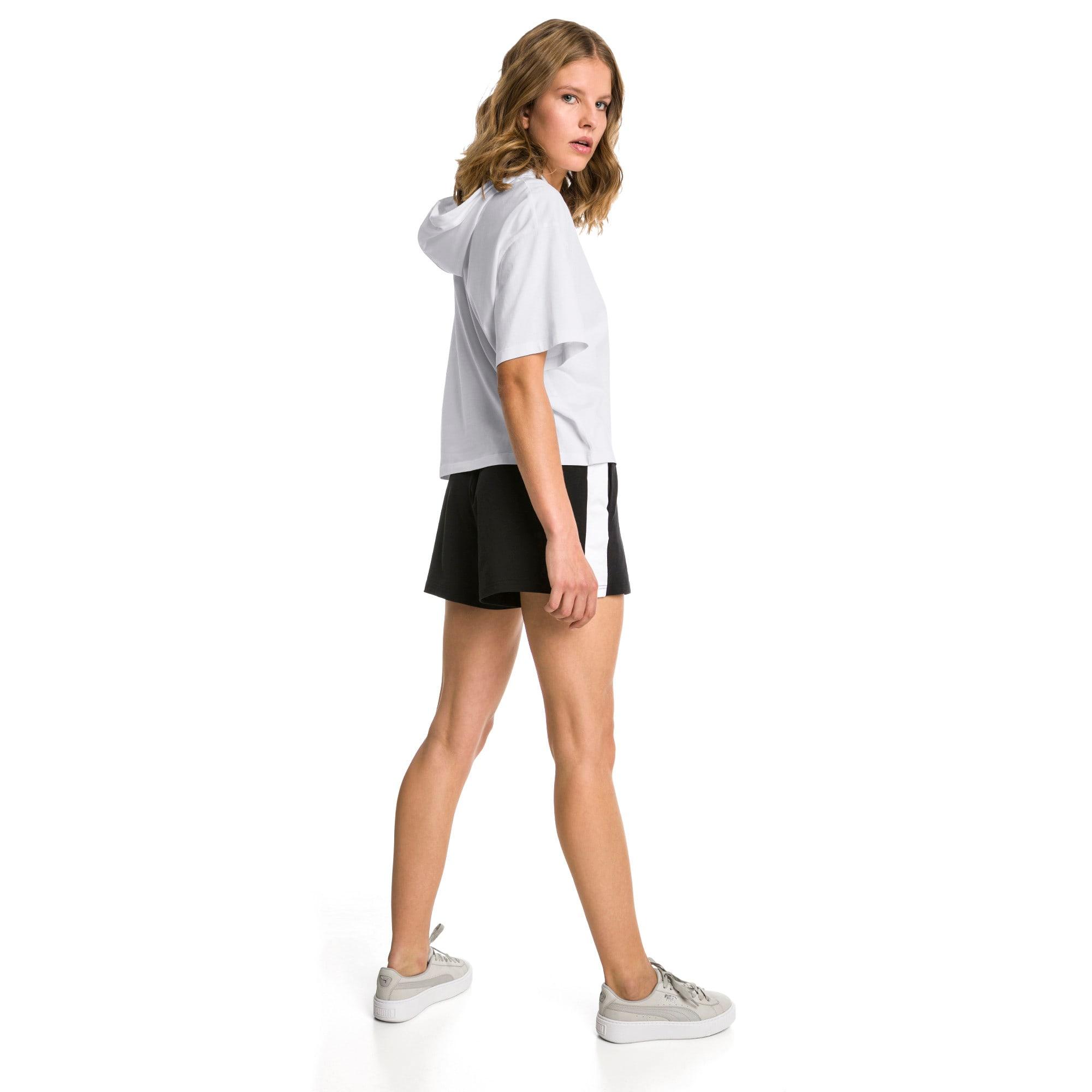 Thumbnail 5 of Classics T7 Knitted Women's Shorts, Cotton Black, medium