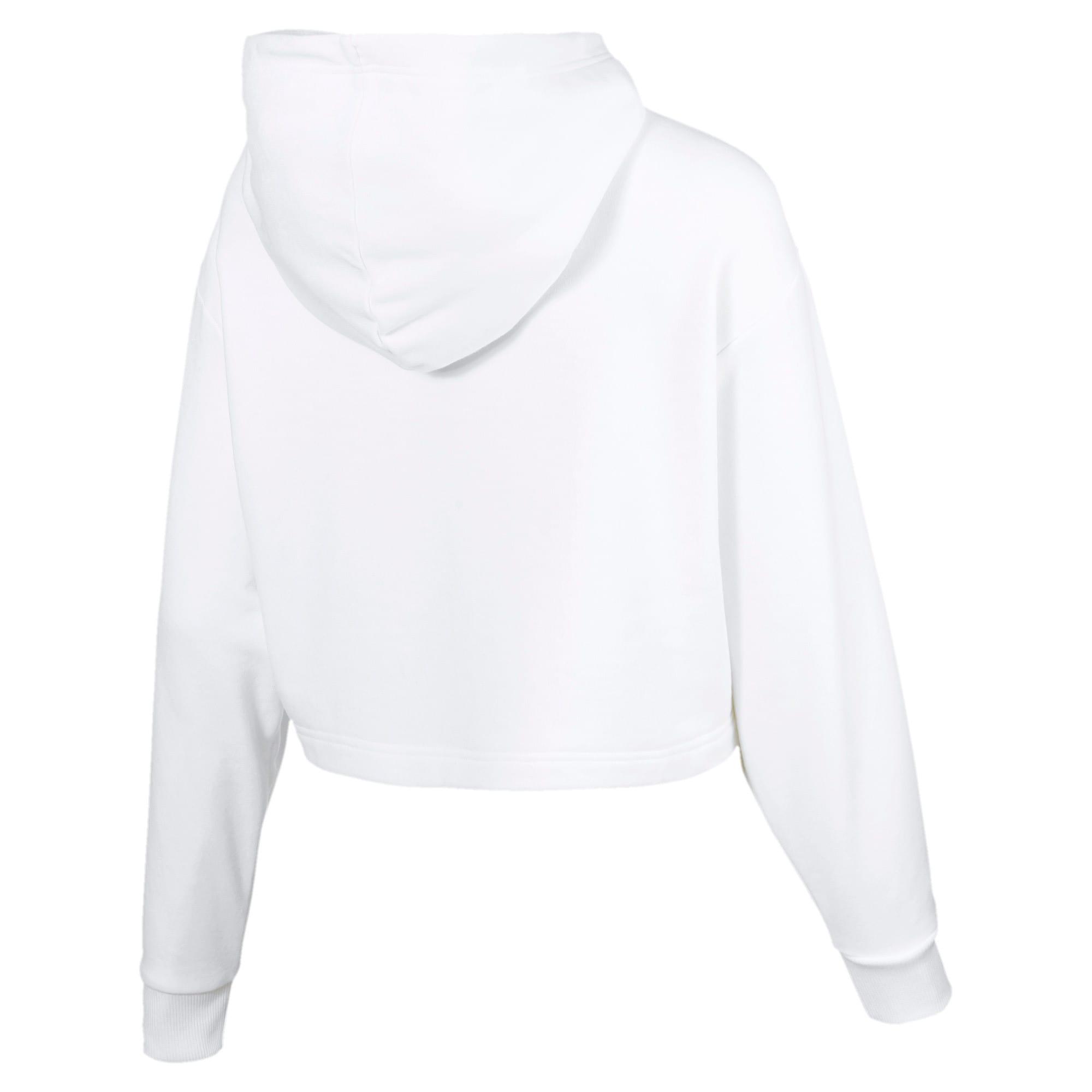 Thumbnail 5 van Trailblazer hoodie voor vrouwen, Puma White, medium