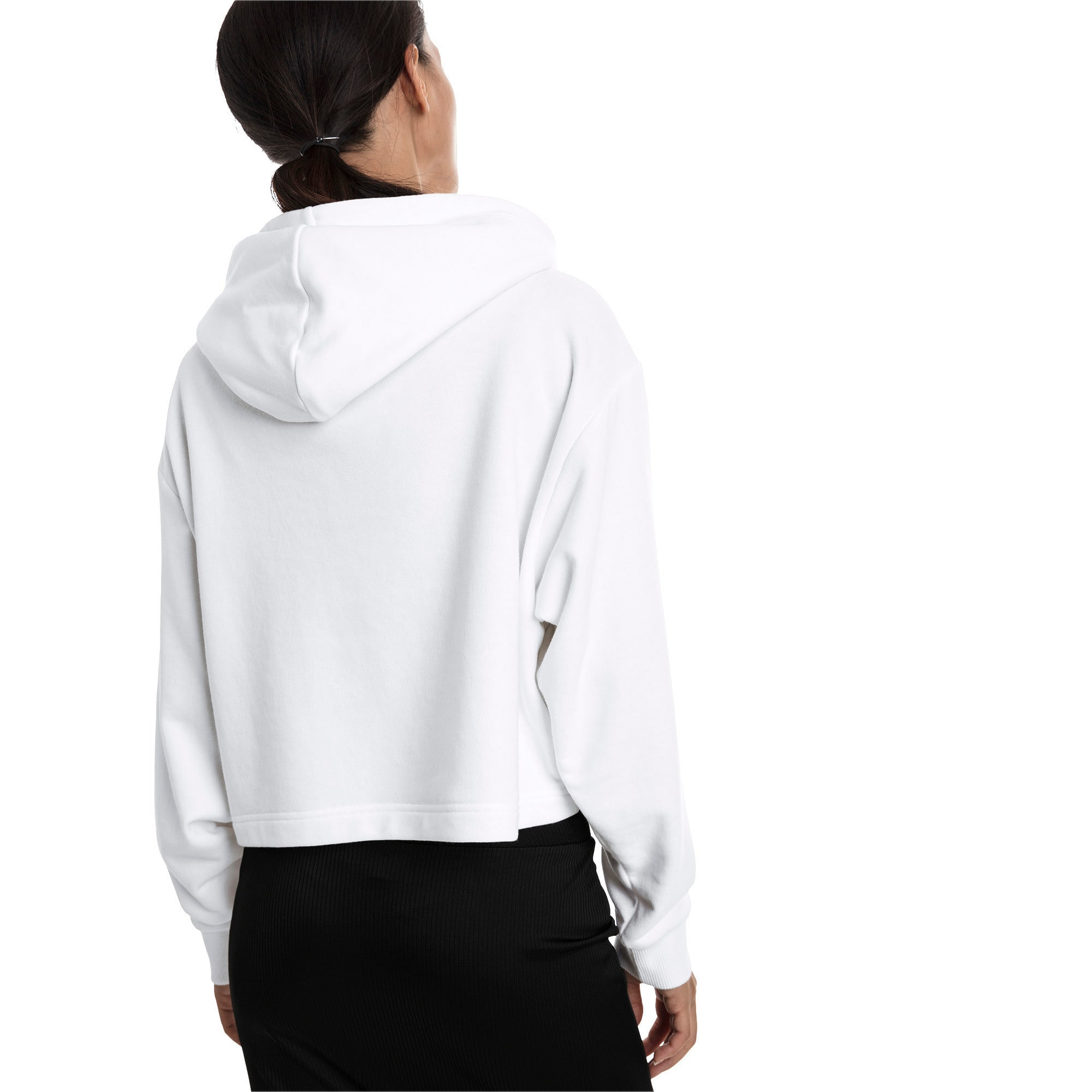 Thumbnail 2 van Trailblazer hoodie voor vrouwen, Puma White, medium