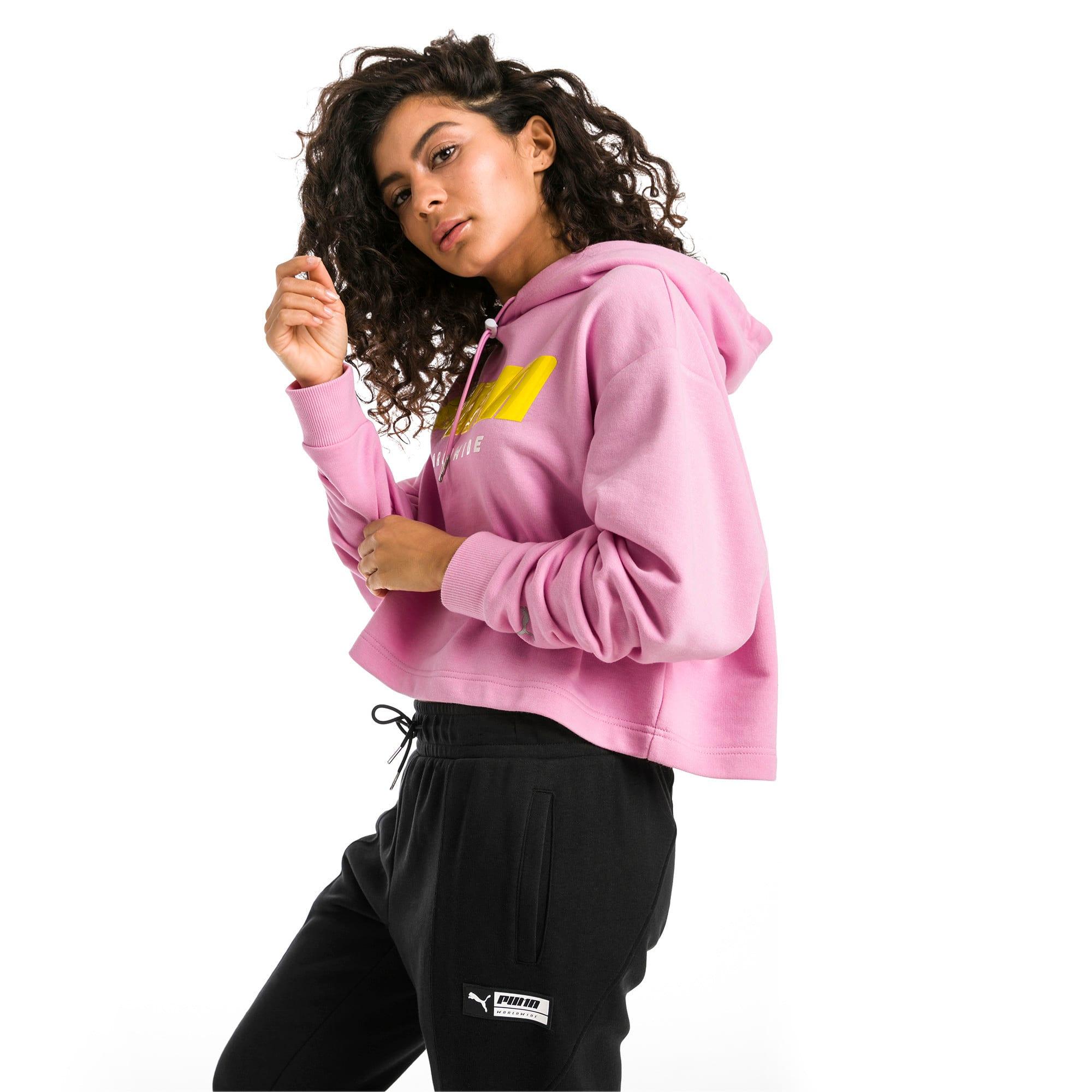 Thumbnail 1 of Trailblazer hoodie voor dames, Pale Pink, medium