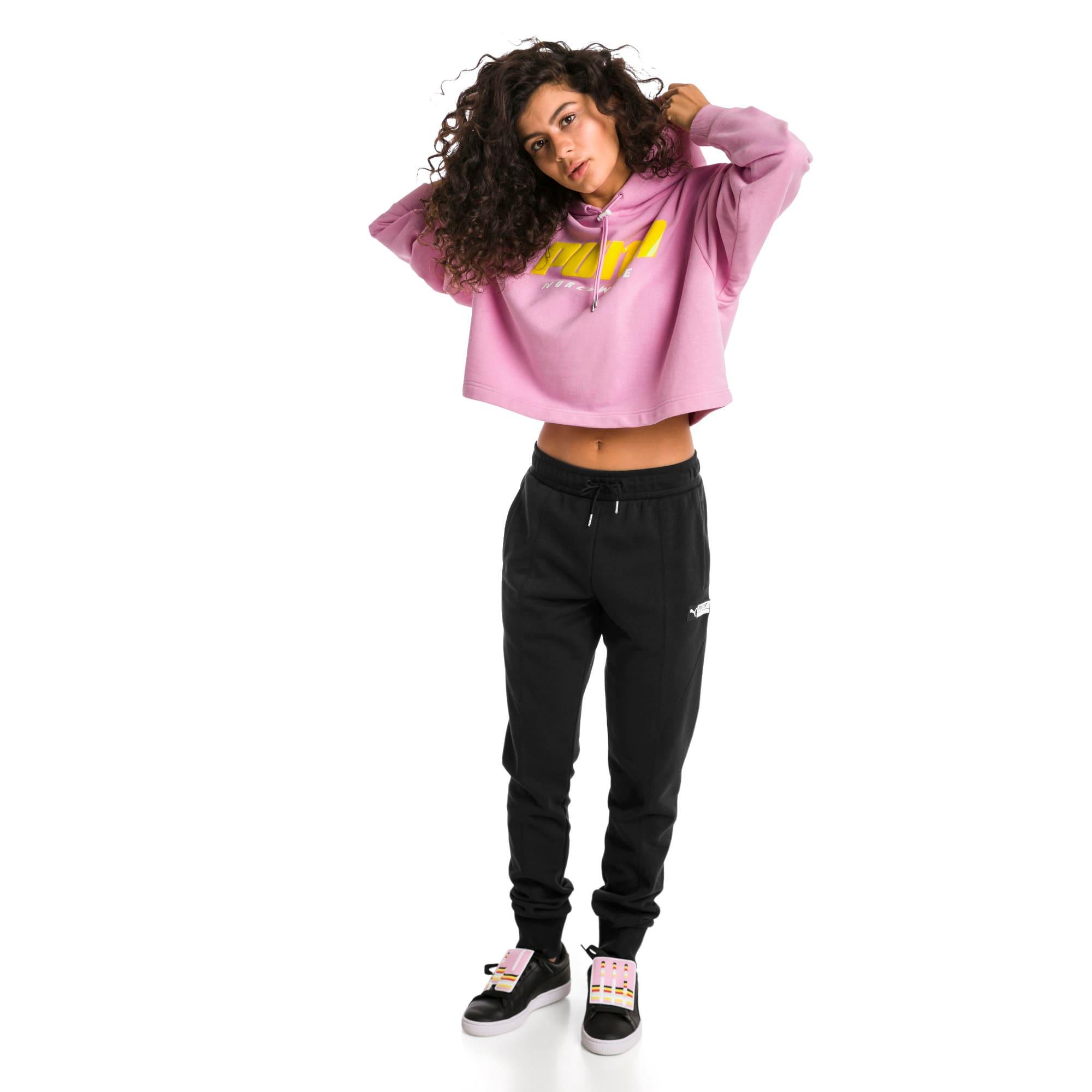 Thumbnail 3 of Trailblazer hoodie voor dames, Pale Pink, medium