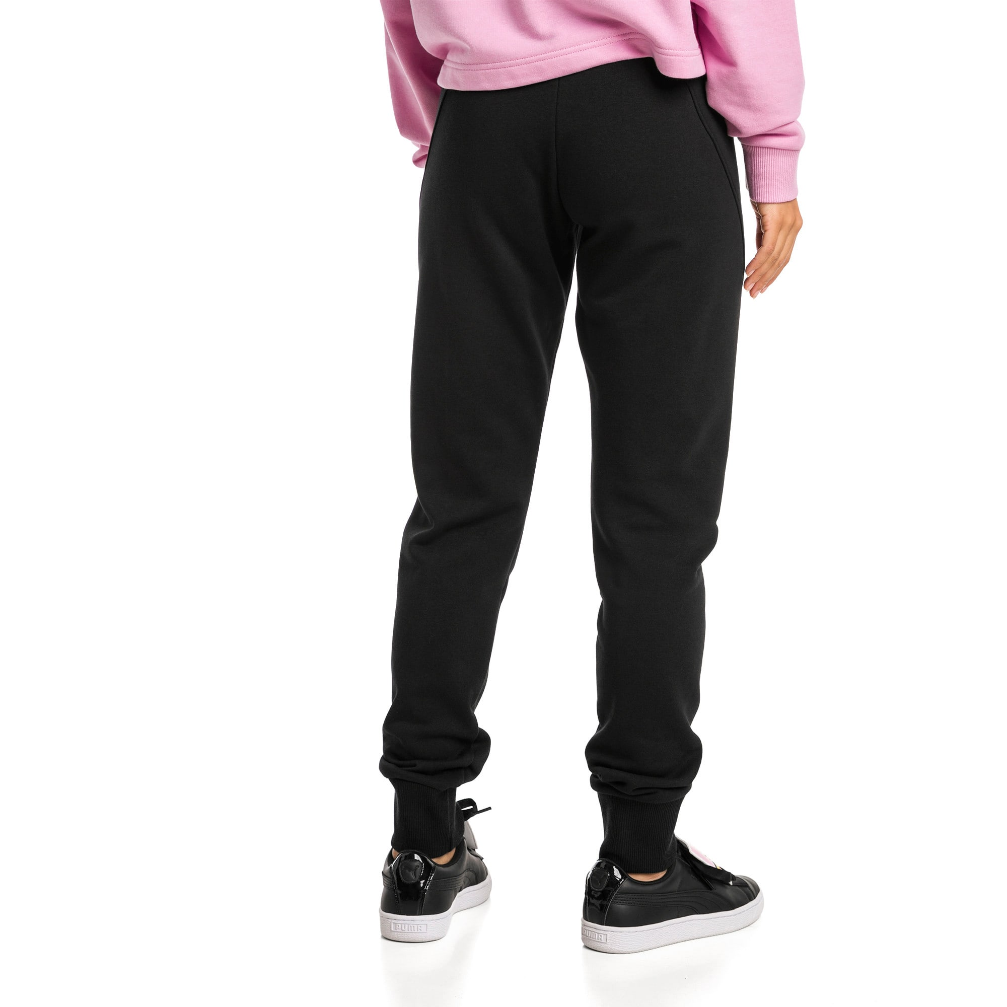 Thumbnail 2 of Trailblazer sweatpants voor dames, Puma Black, medium