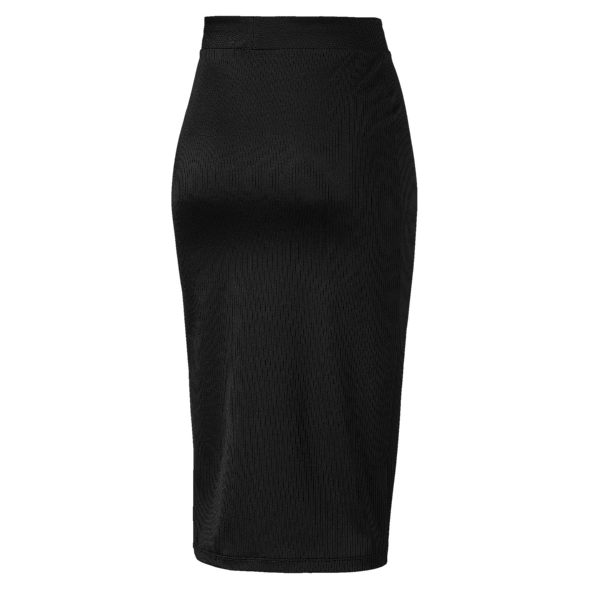 Thumbnail 5 of Classics Women's Skirt, Puma Black, medium-IND