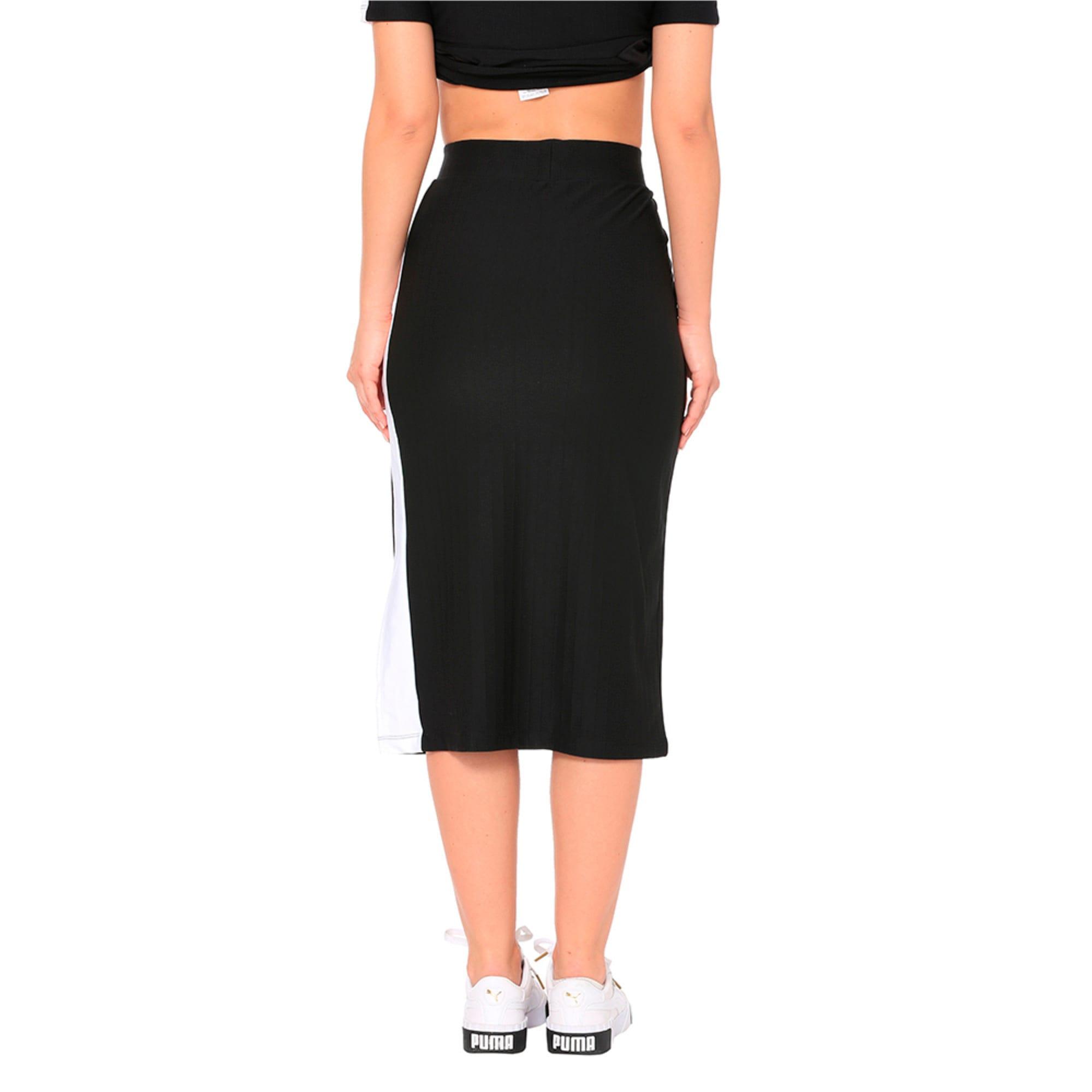 Thumbnail 2 of Classics Women's Skirt, Puma Black, medium-IND