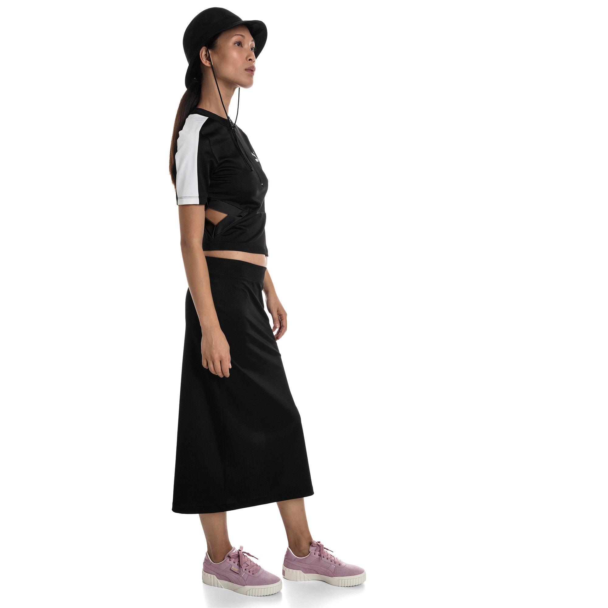Thumbnail 3 of Classics Women's Skirt, Puma Black, medium