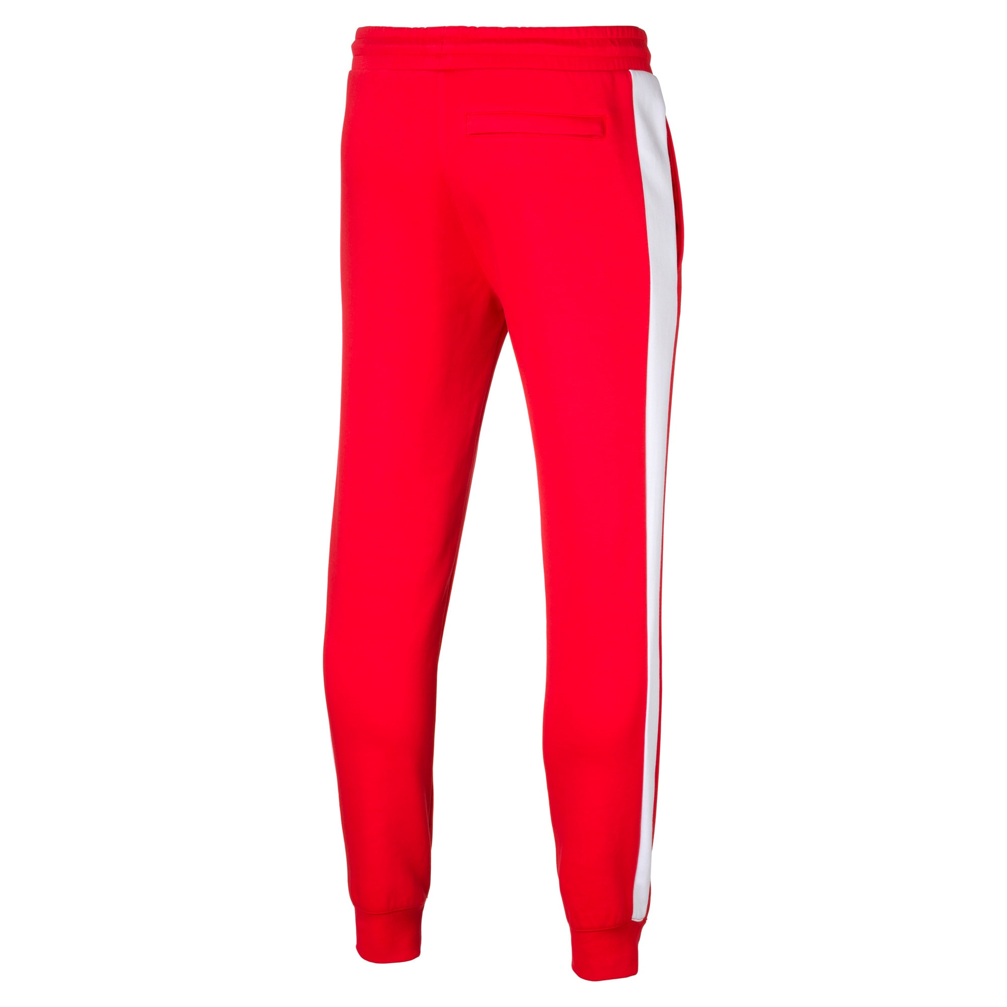 Thumbnail 4 of Archive Iconic T7 Double Knit Men's Track Pants, High Risk Red, medium