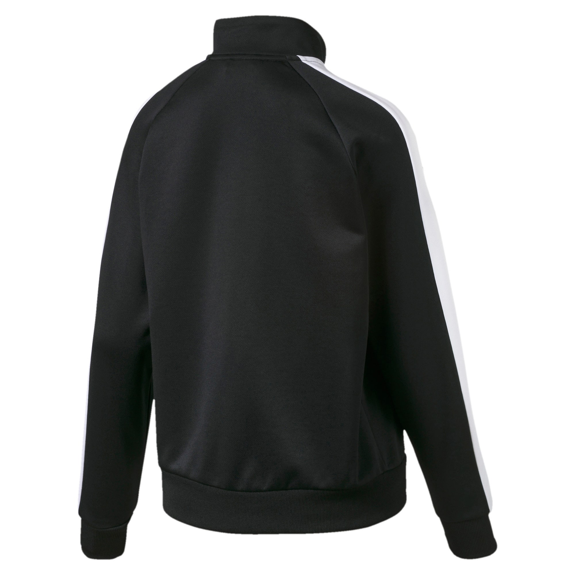 Thumbnail 5 of Classics T7 PT Women's Track Jacket, Puma Black-1, medium-IND